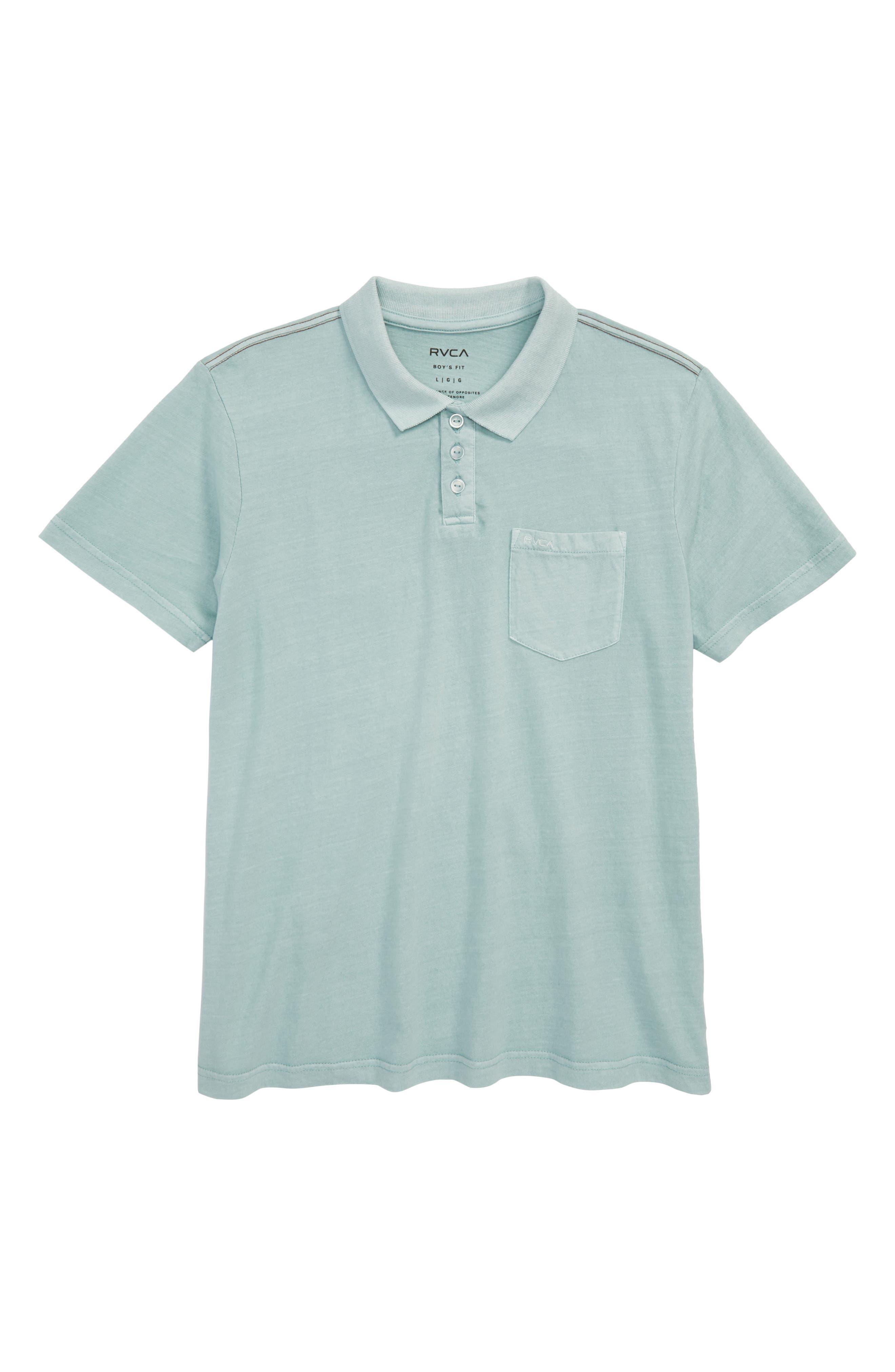 Pigment Polo,                         Main,                         color, Grey Mist