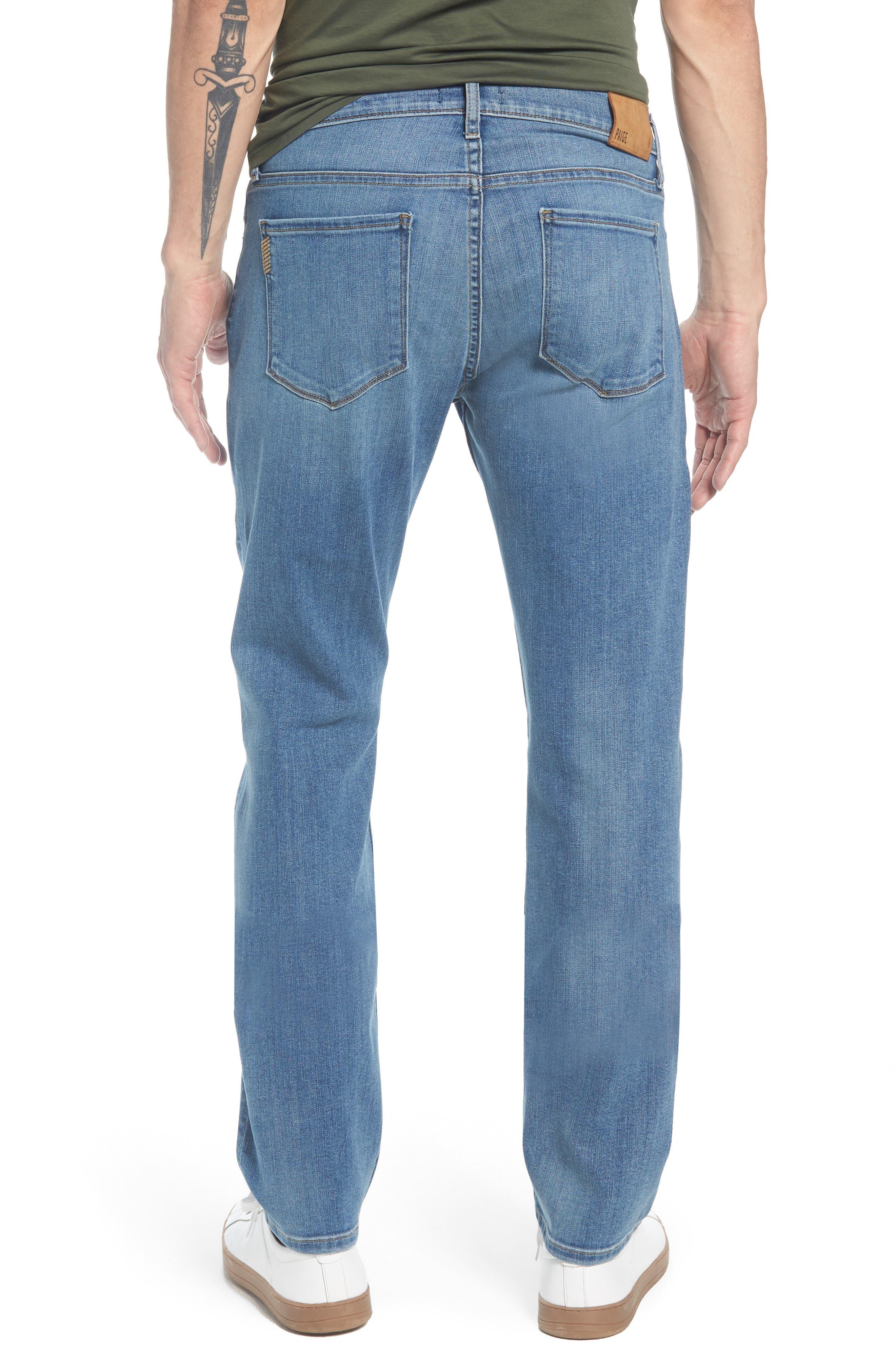 Federal Slim Straight Leg Jeans,                             Alternate thumbnail 2, color,                             Cartwright