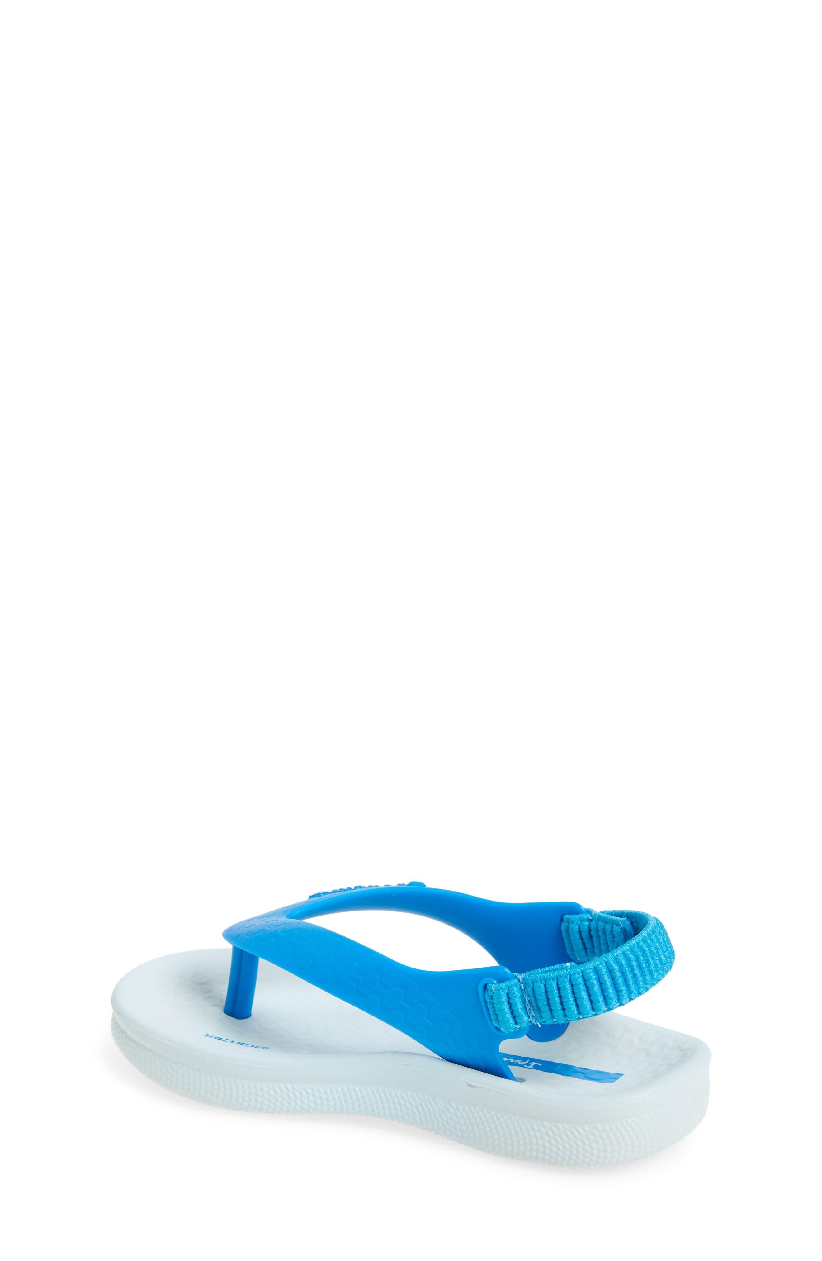 Ana Tan Flip Flop,                             Alternate thumbnail 2, color,                             Blue/ Blue