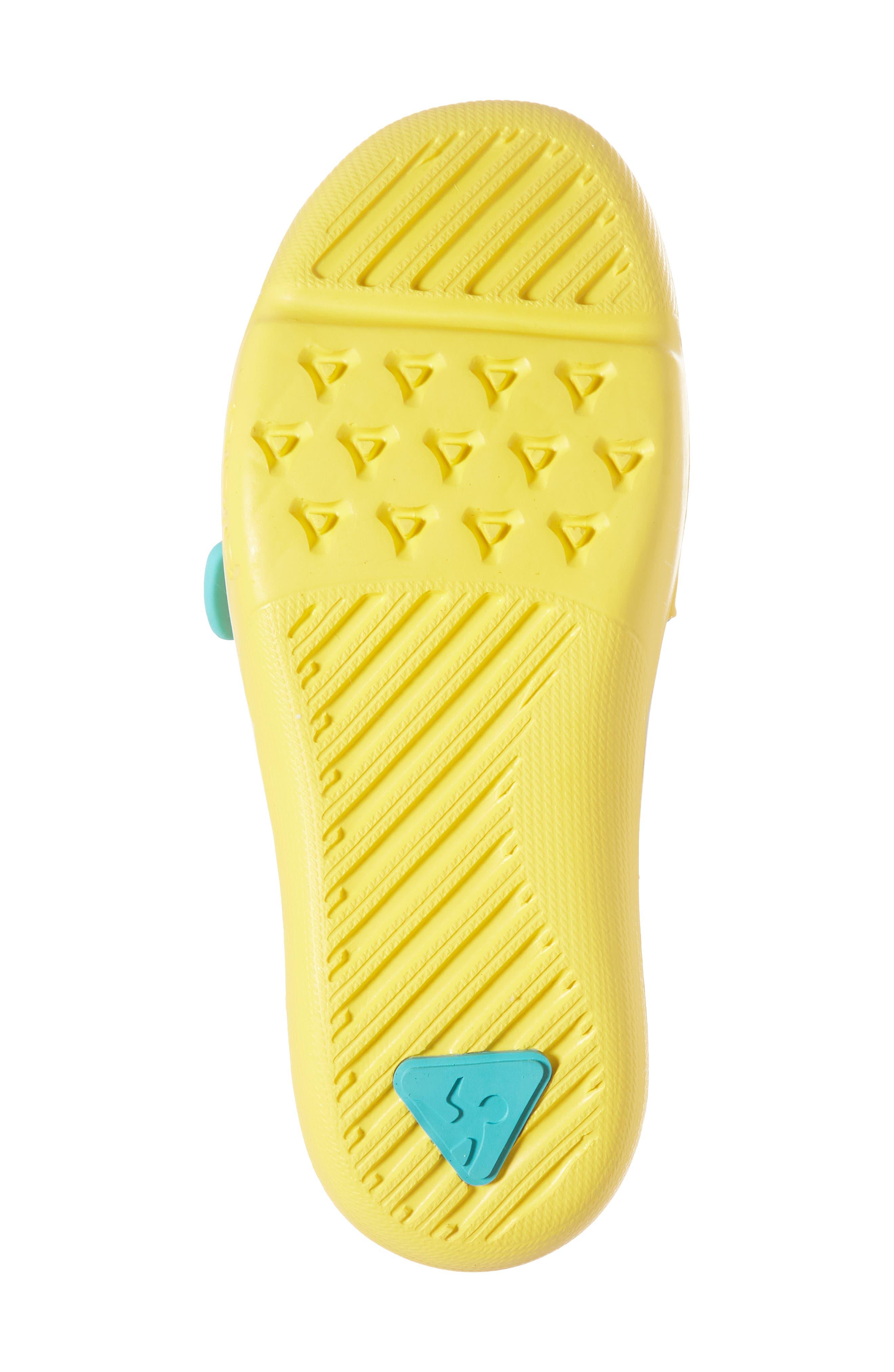 Mimo Customizable Sneaker,                             Alternate thumbnail 6, color,                             Dandelion