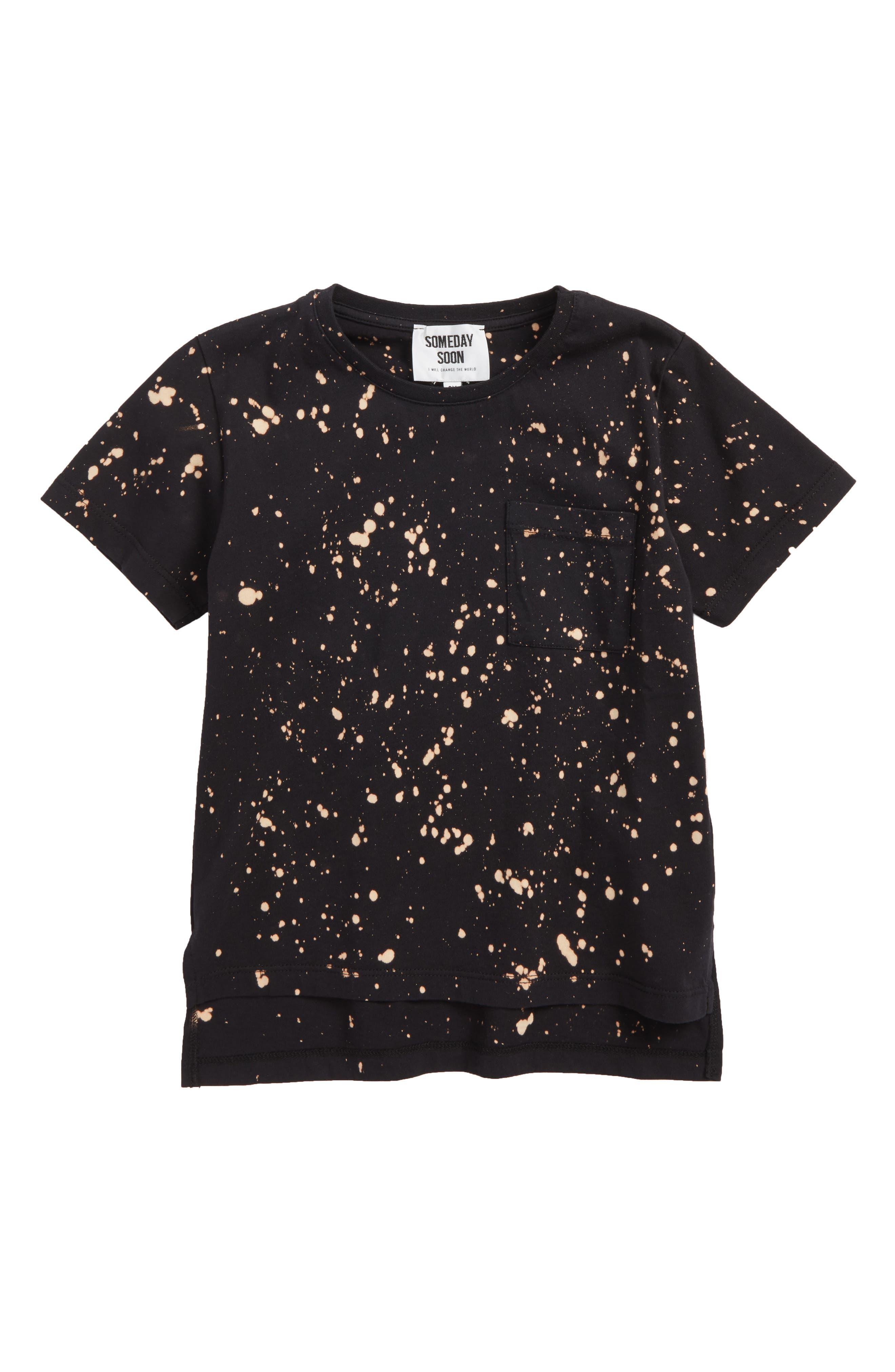 Avalon T-Shirt,                         Main,                         color, Black Aop