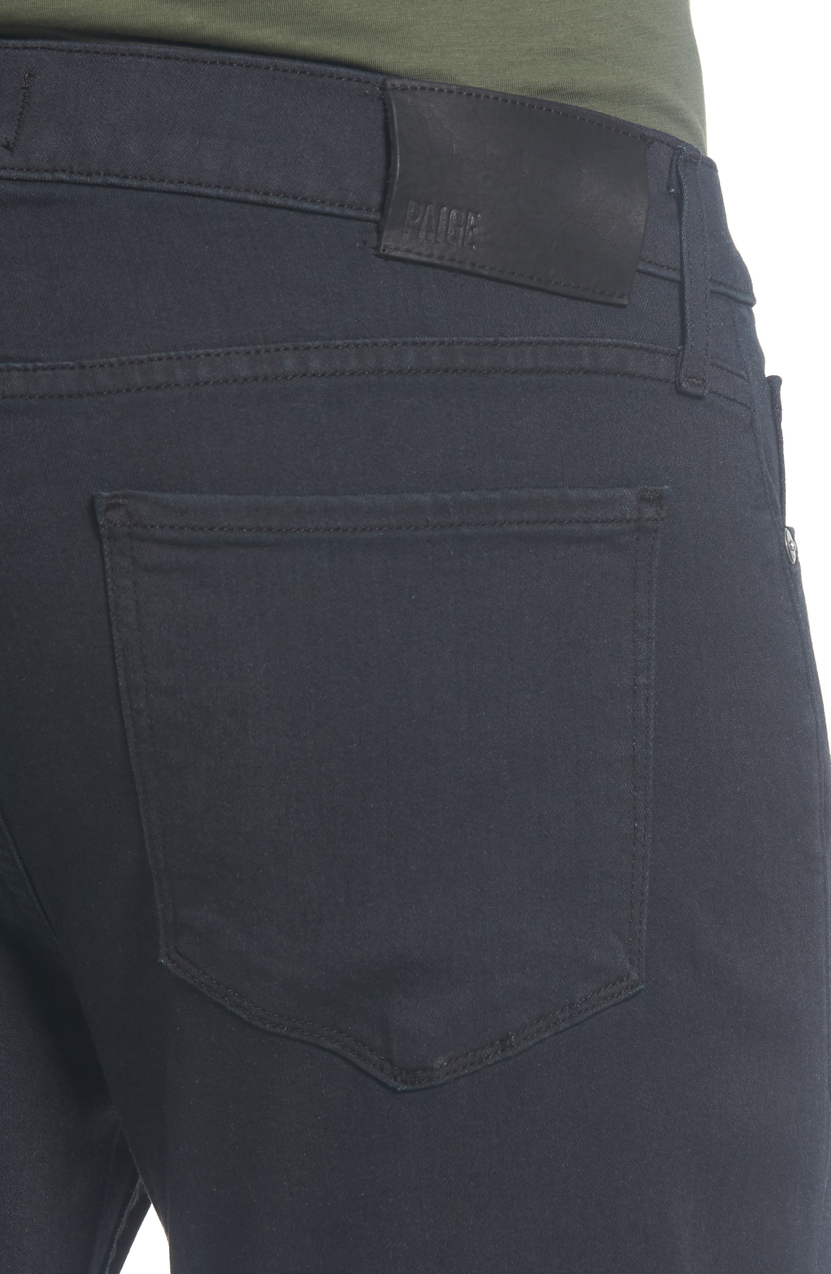 Normandie Straight Leg Jeans,                             Alternate thumbnail 4, color,                             Jeff