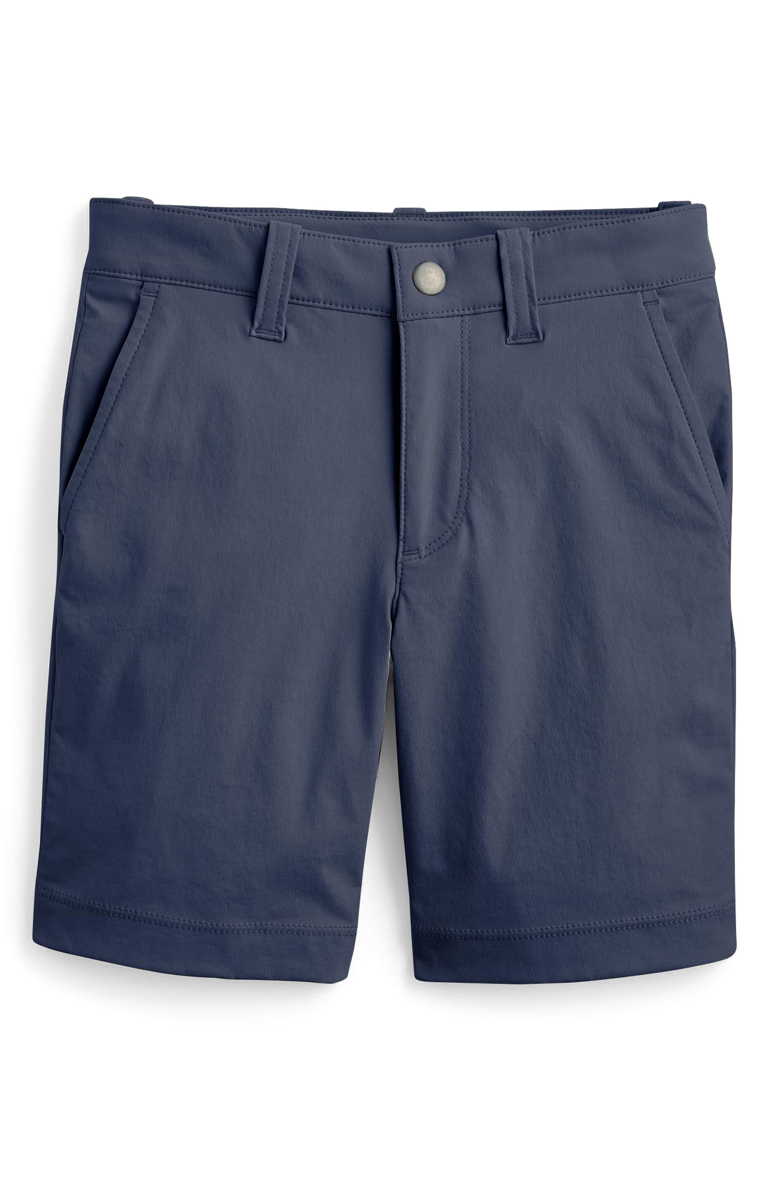 Tech Shorts,                             Main thumbnail 1, color,                             Navy