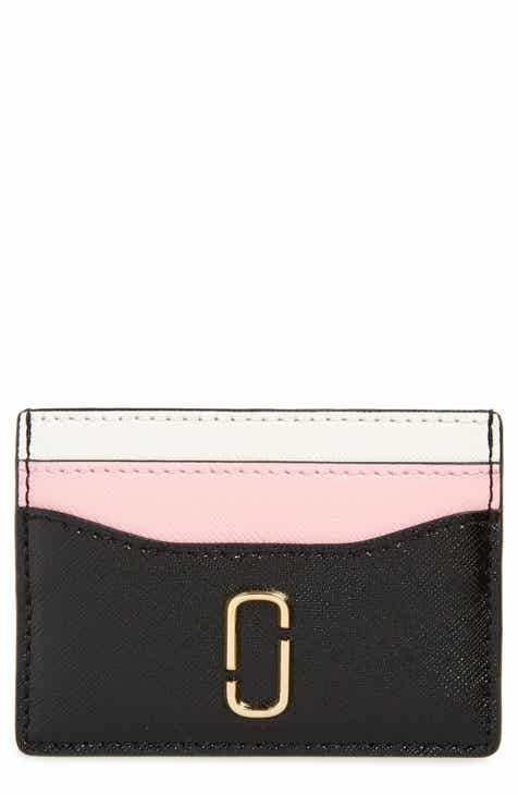 Card cases wallets card cases for women nordstrom marc jacobs snapshot leather card case colourmoves