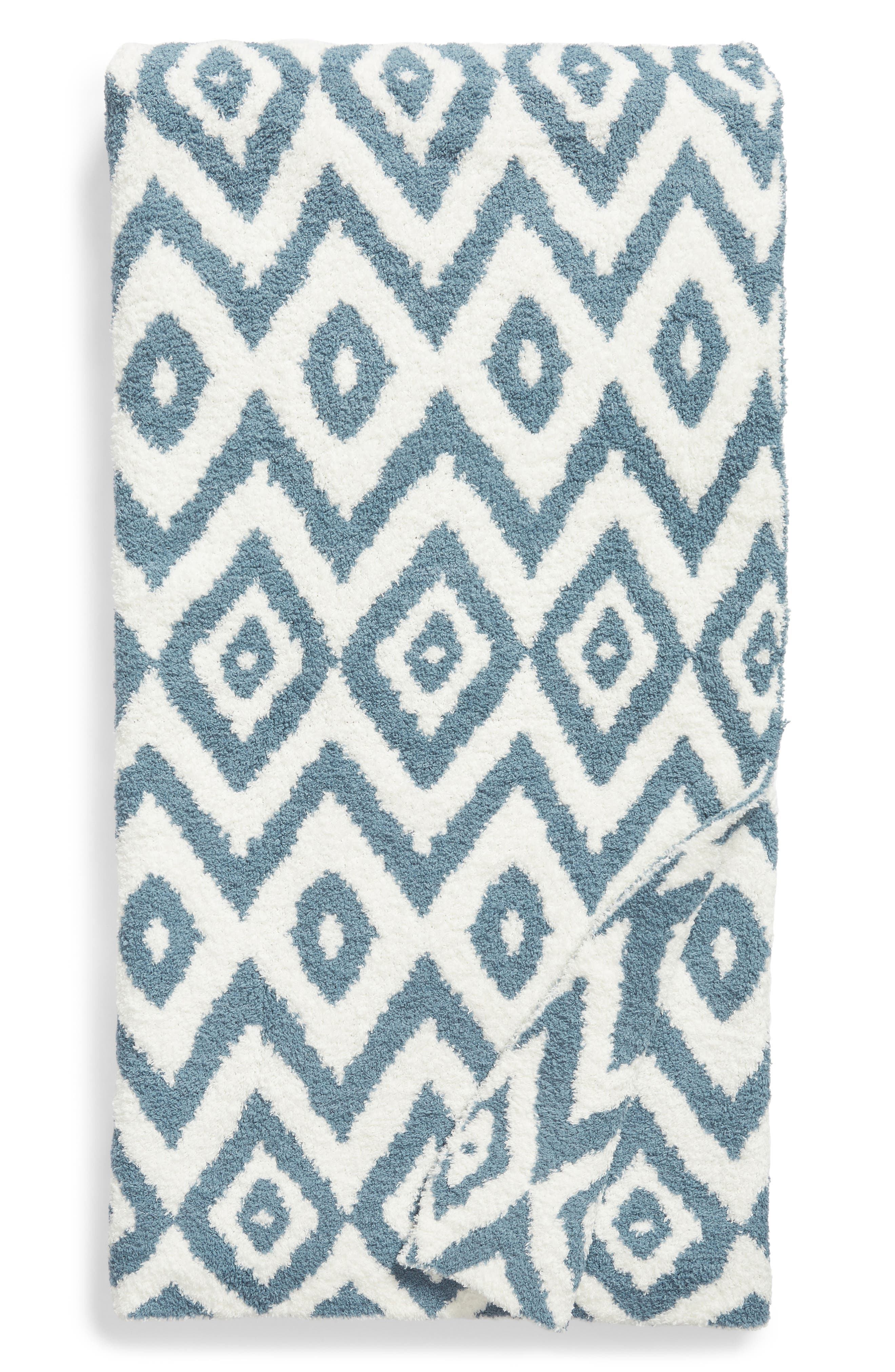 CozyChic<sup>™</sup> Palisades Throw,                         Main,                         color, Dusk/ Pearl
