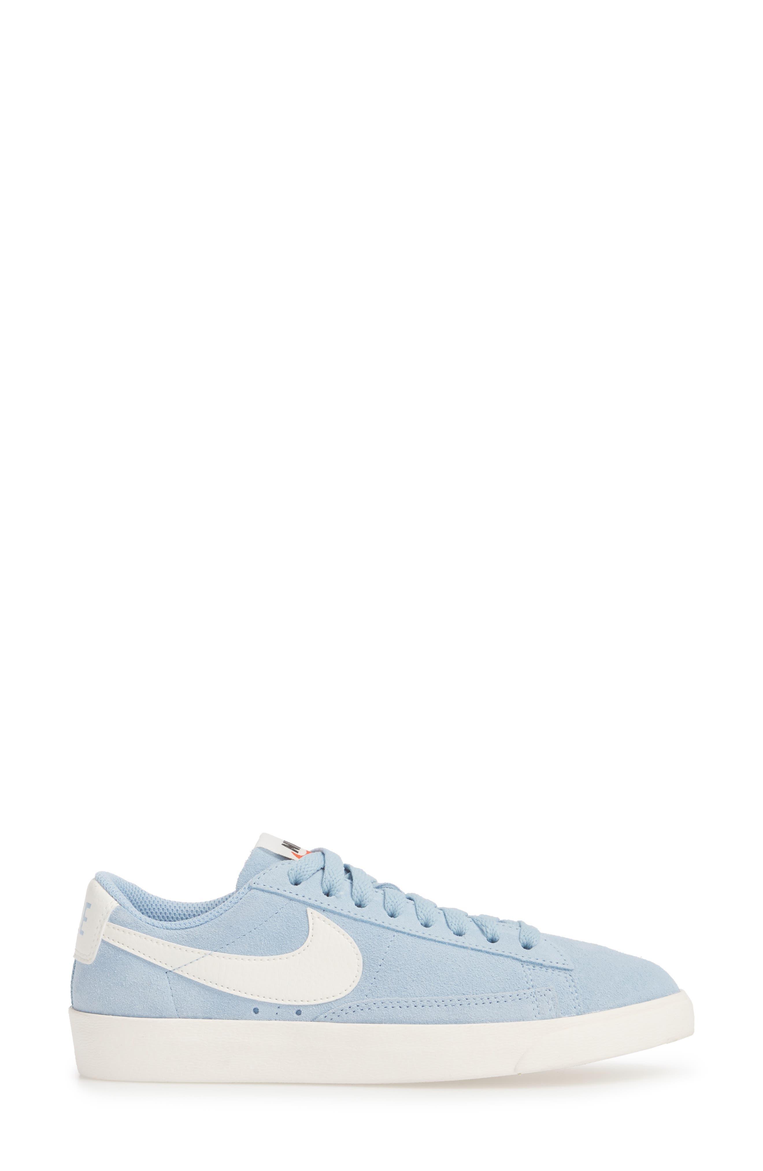 Alternate Image 3  - Nike Blazer Low Sneaker (Women)