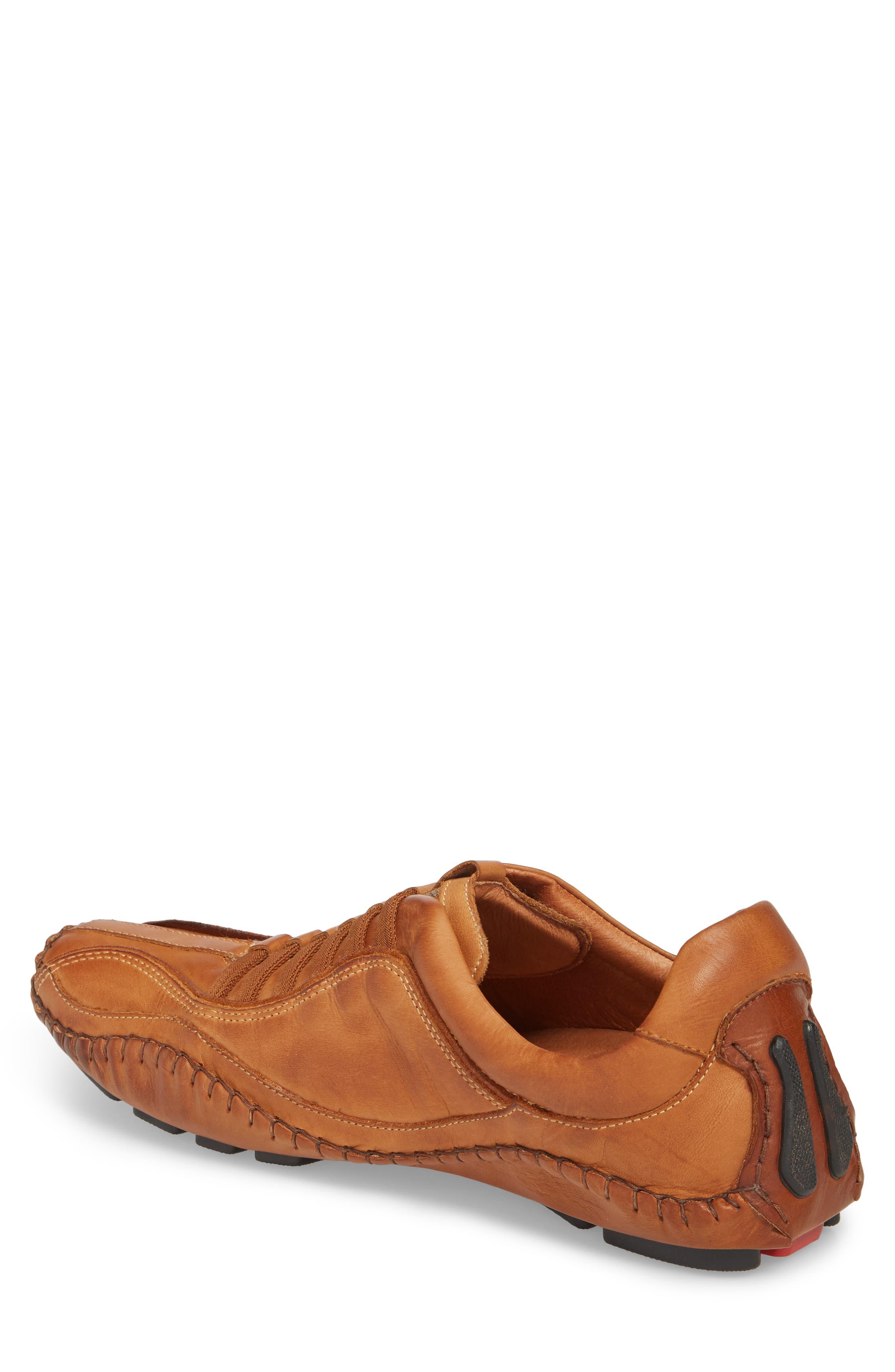 'Fuencarral' Driving Shoe,                             Alternate thumbnail 2, color,                             Light Brown