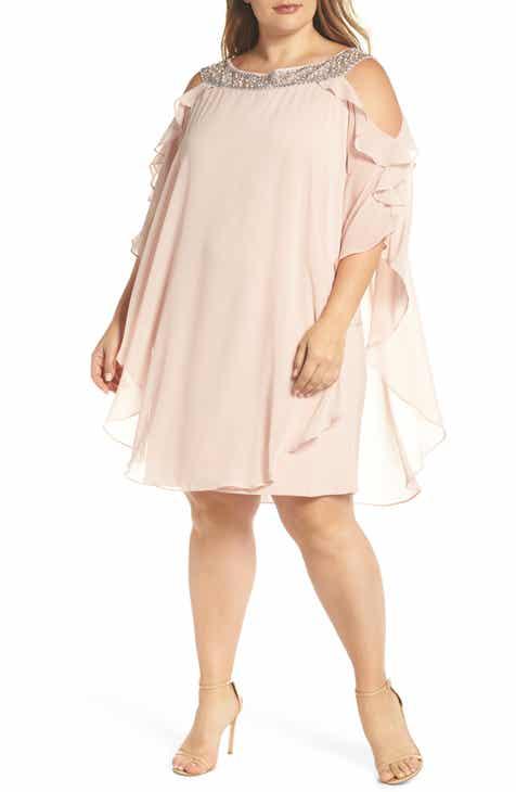Womens Cold Shoulder Plus Size Dresses Nordstrom