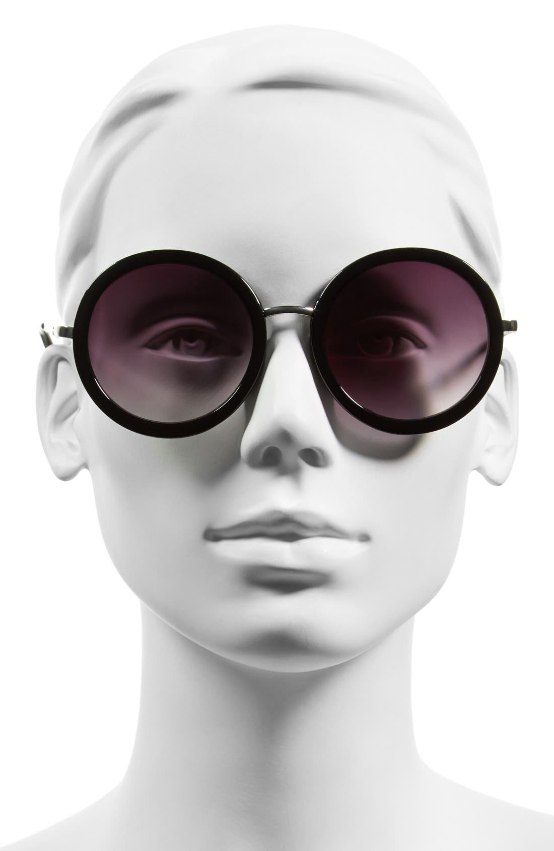 Alternate Image 2  - BP. 54mm Round Sunglasses