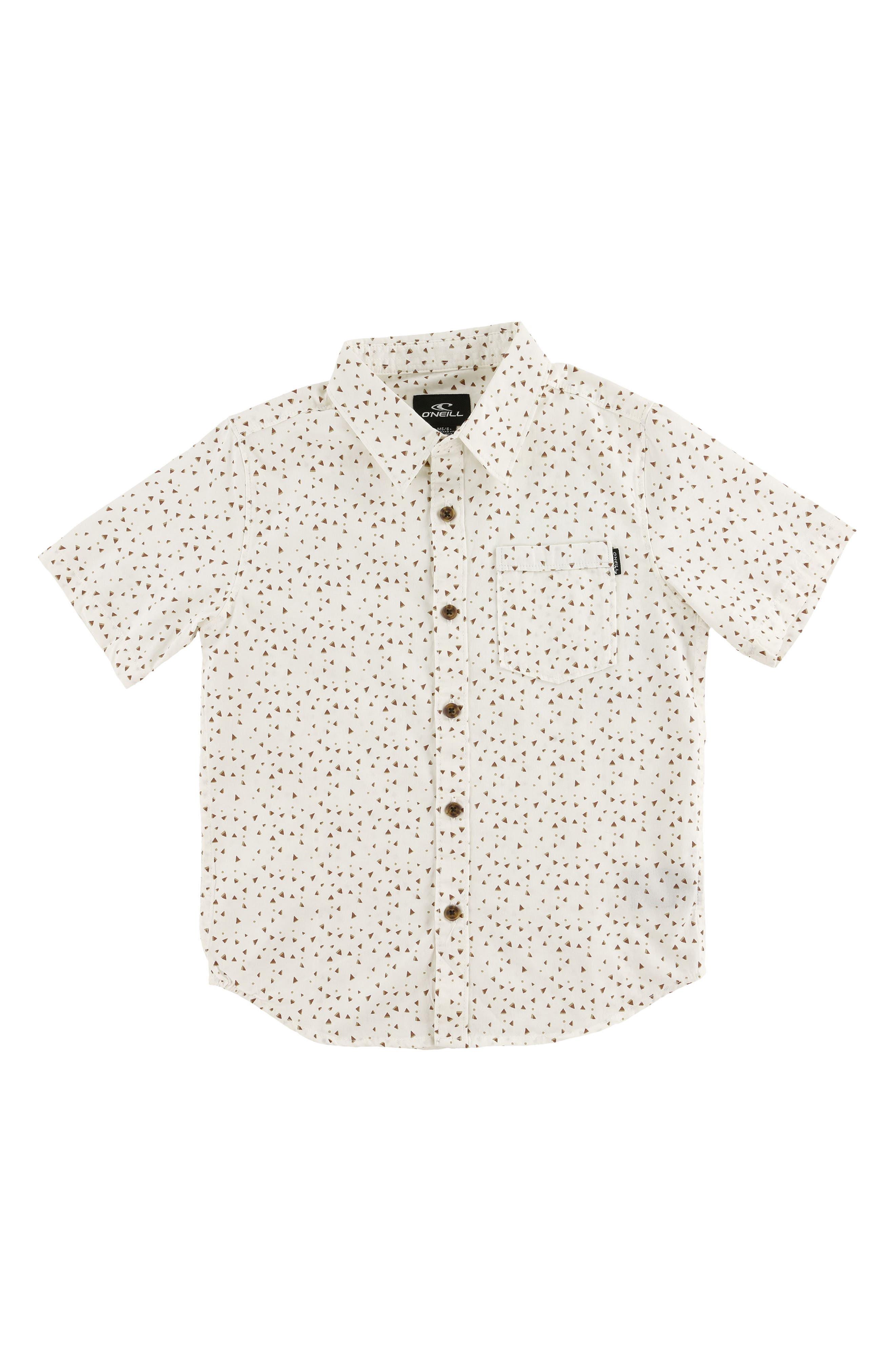 O'Neill Rowdy Woven Shirt (Little Boys)