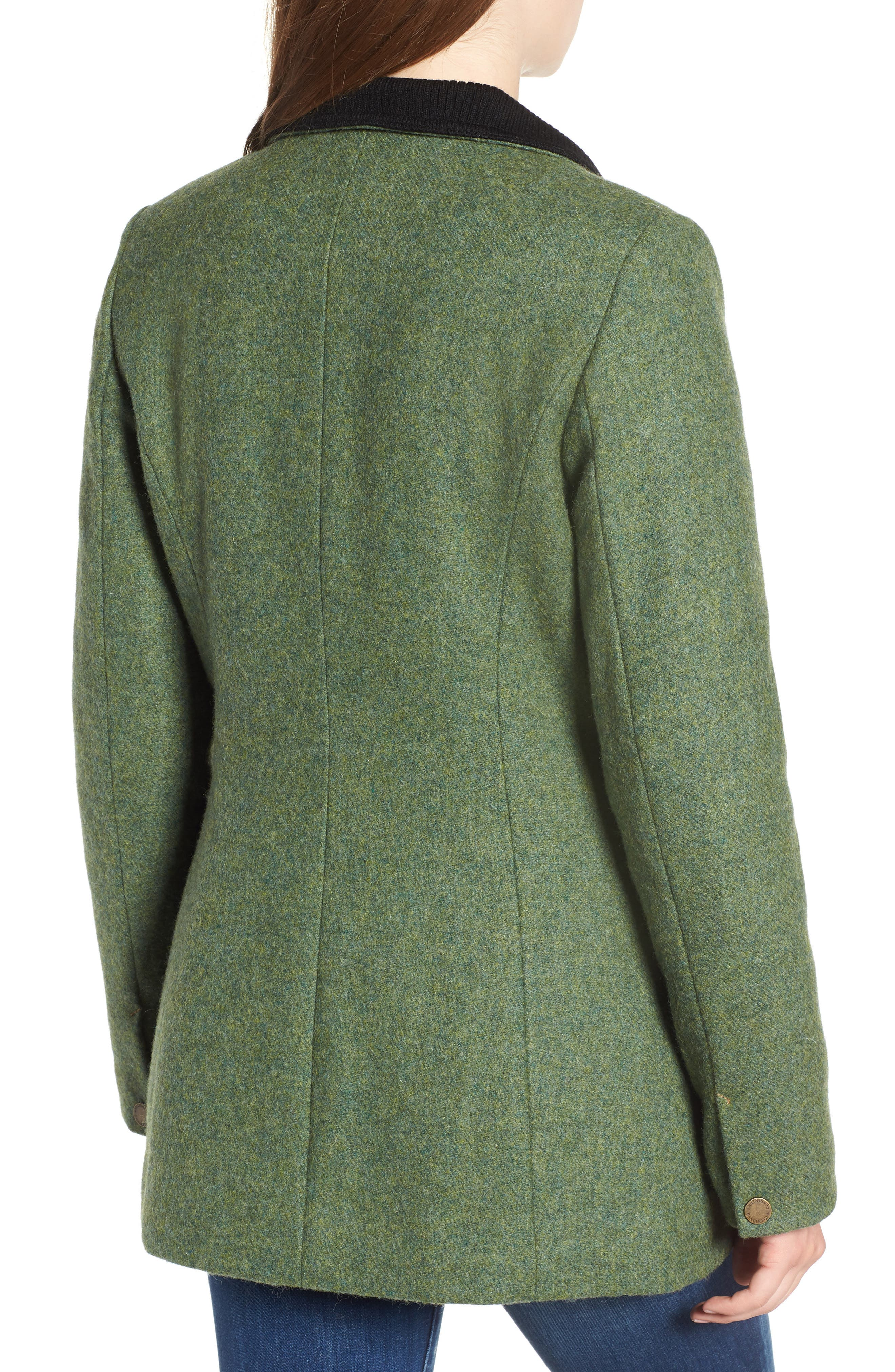 Timberline Field Coat,                             Alternate thumbnail 2, color,                             Moss