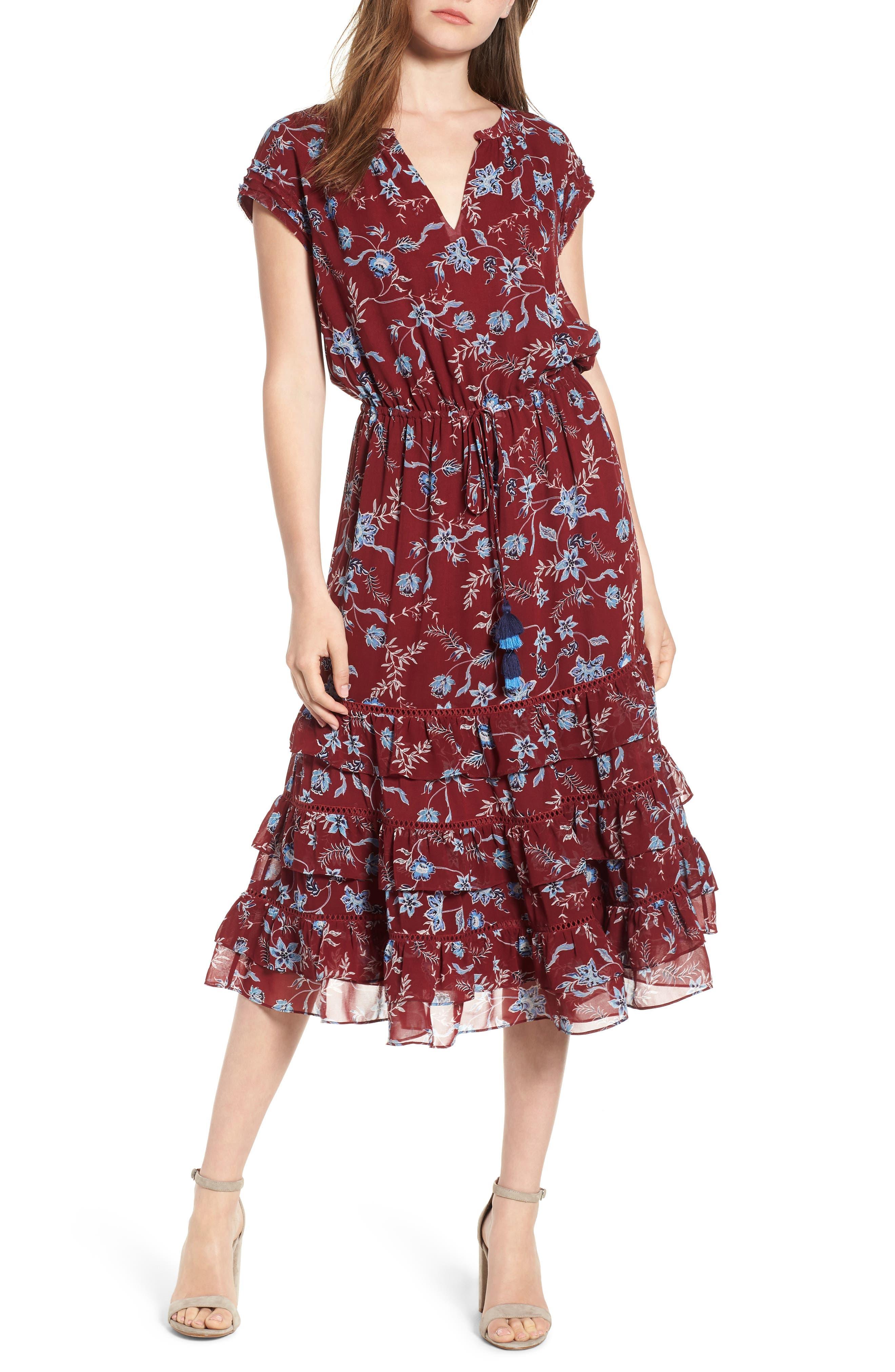 SOPHIE PRINT DRESS
