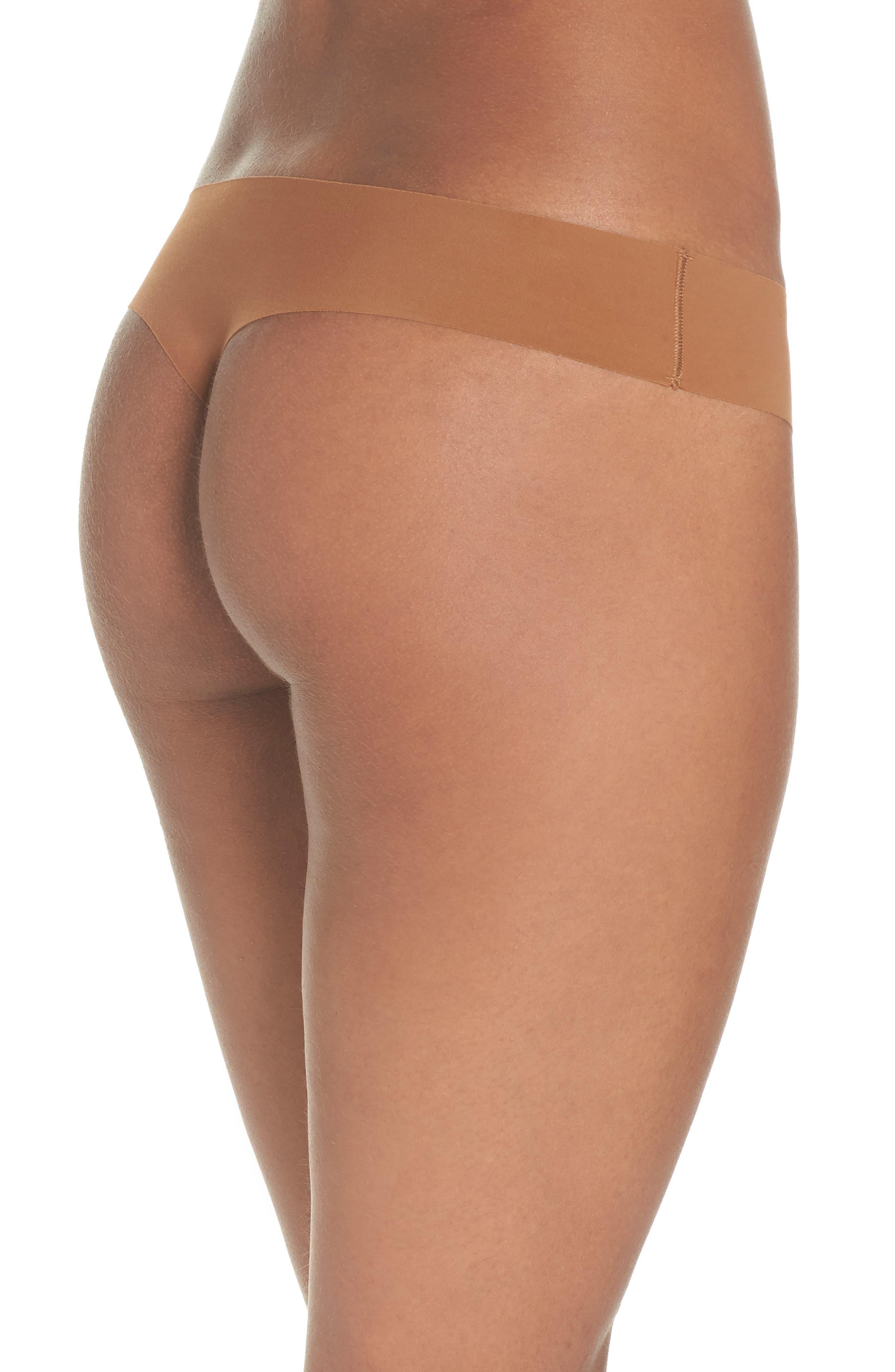 Alternate Image 2  - Nubian Skin Naked Perfect Thong