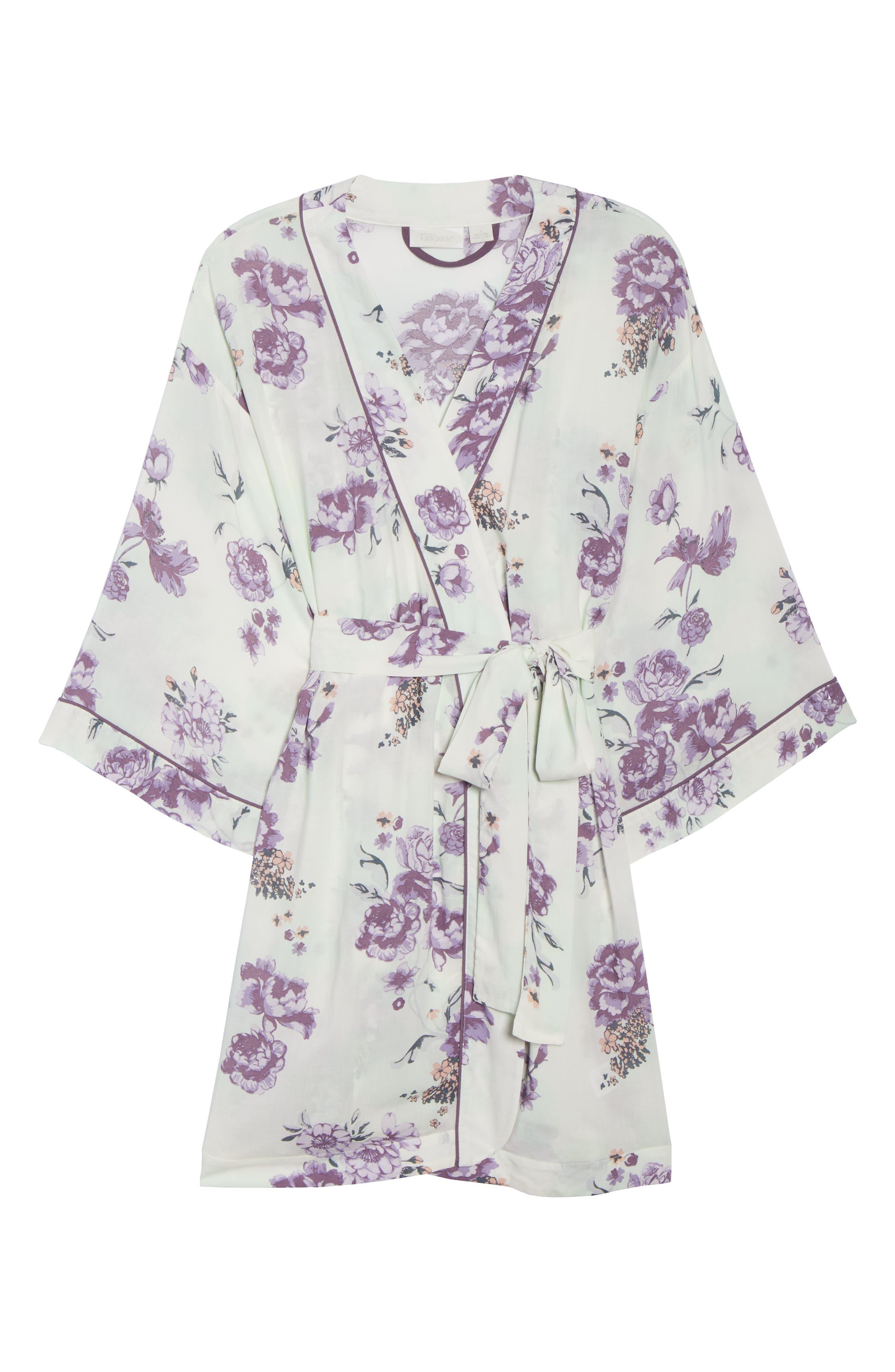 Alternate Image 6  - Nordstrom Lingerie Sweet Dreams Short Robe