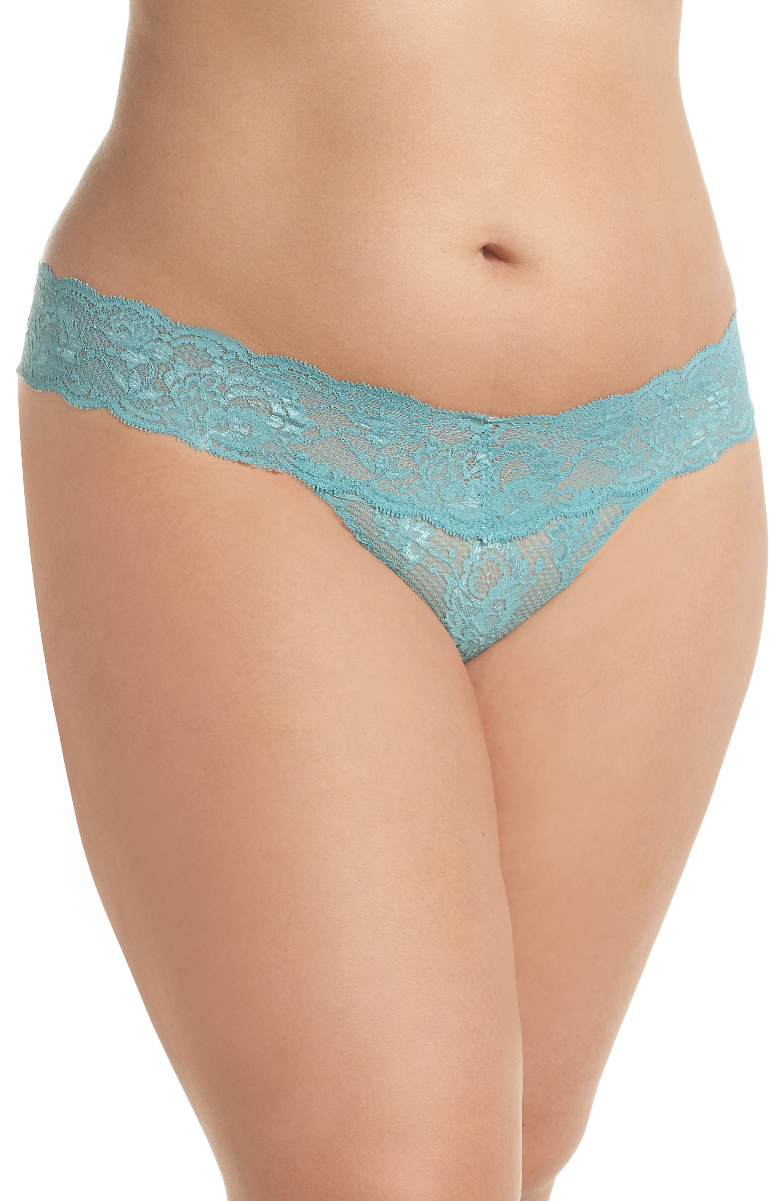 Cosabella Never Say Never Cutie Thong (Plus)