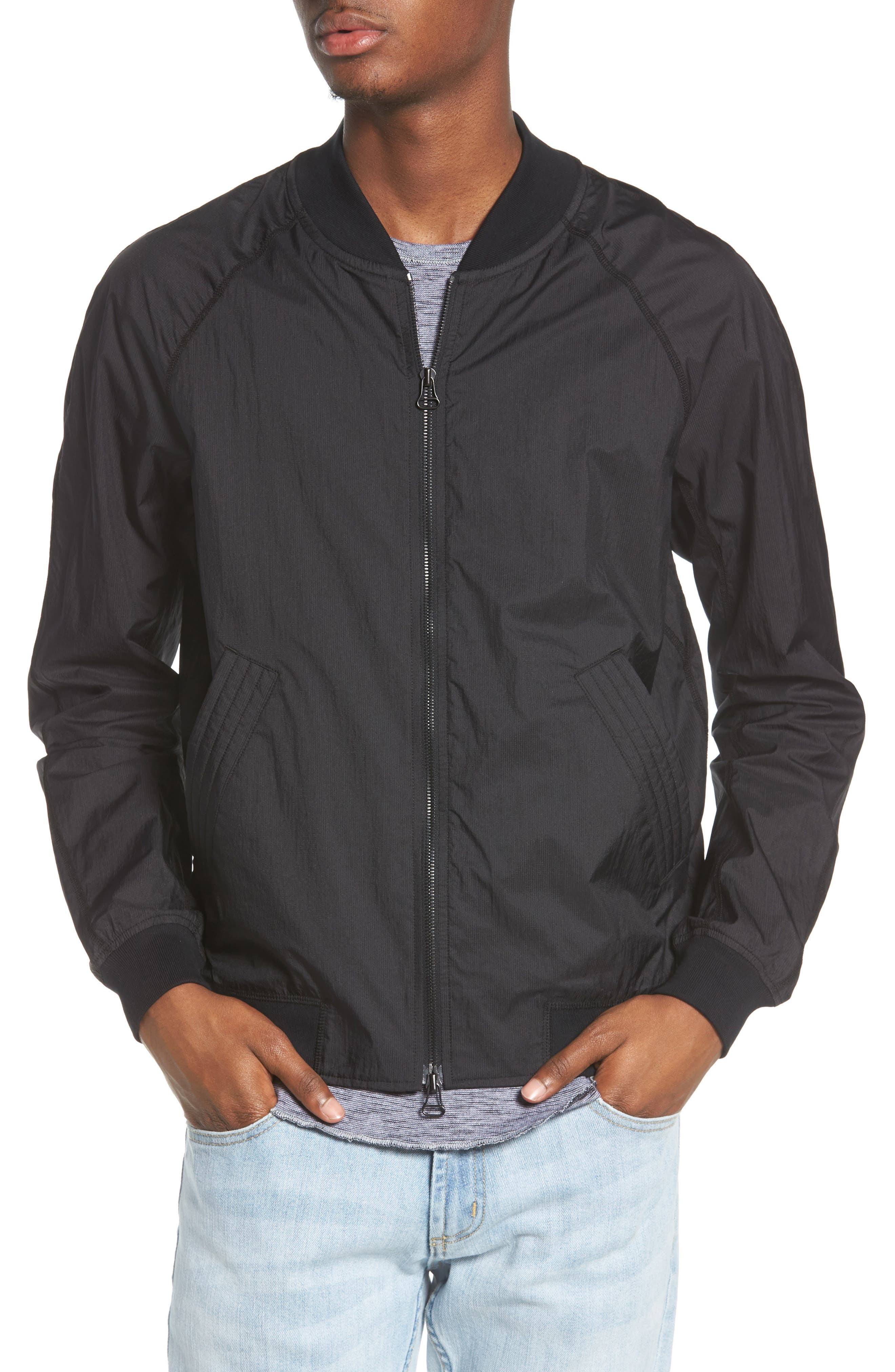 Souvenir Jacket,                             Alternate thumbnail 4, color,                             Black