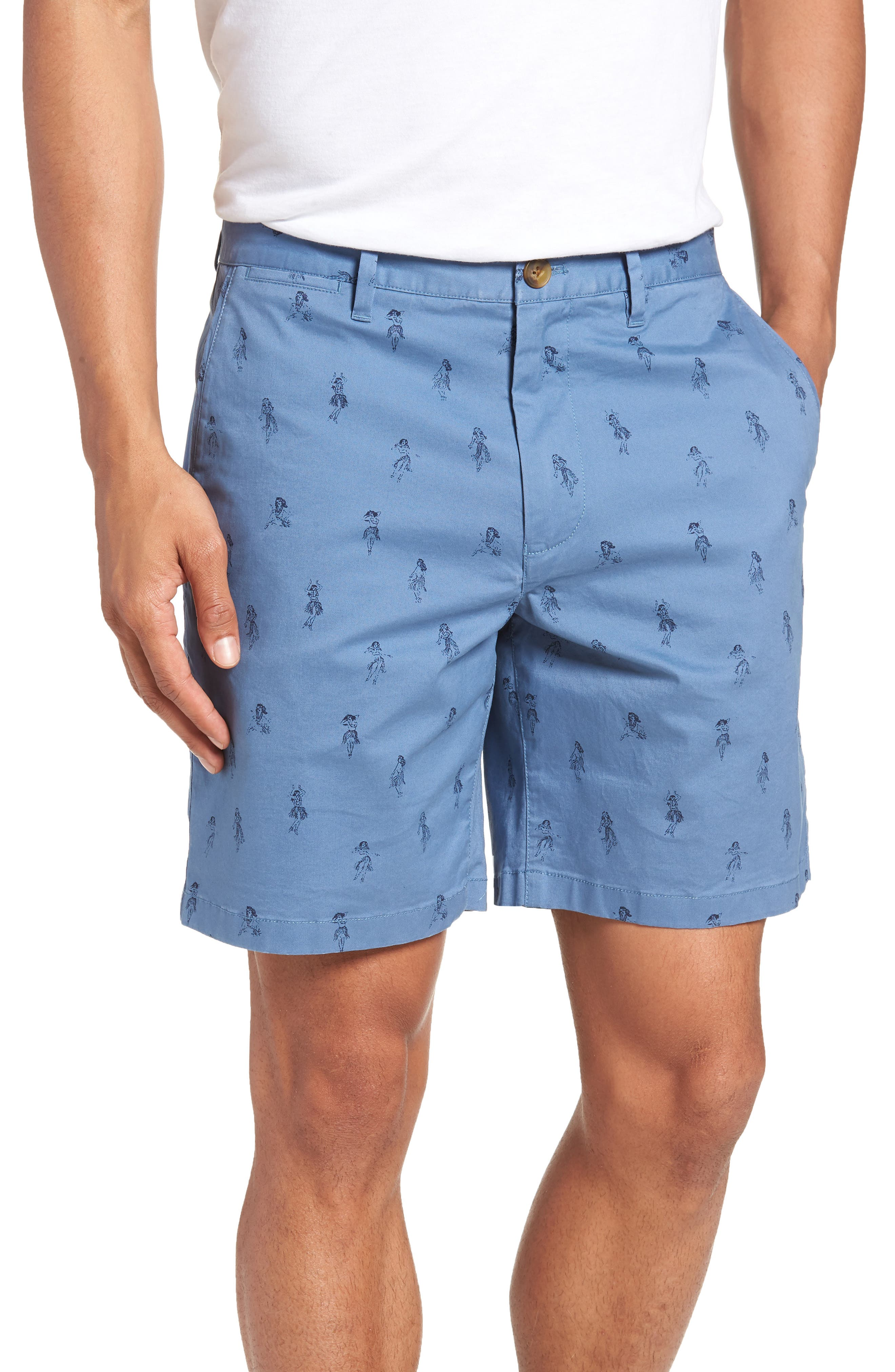 Bonobos 7-Inch Hula Print Stretch Lightweight Chino Shorts Get Authentic Sale Online Clearance Perfect Sale Limited Edition Cheap Get To Buy nxIbHt3Fmt