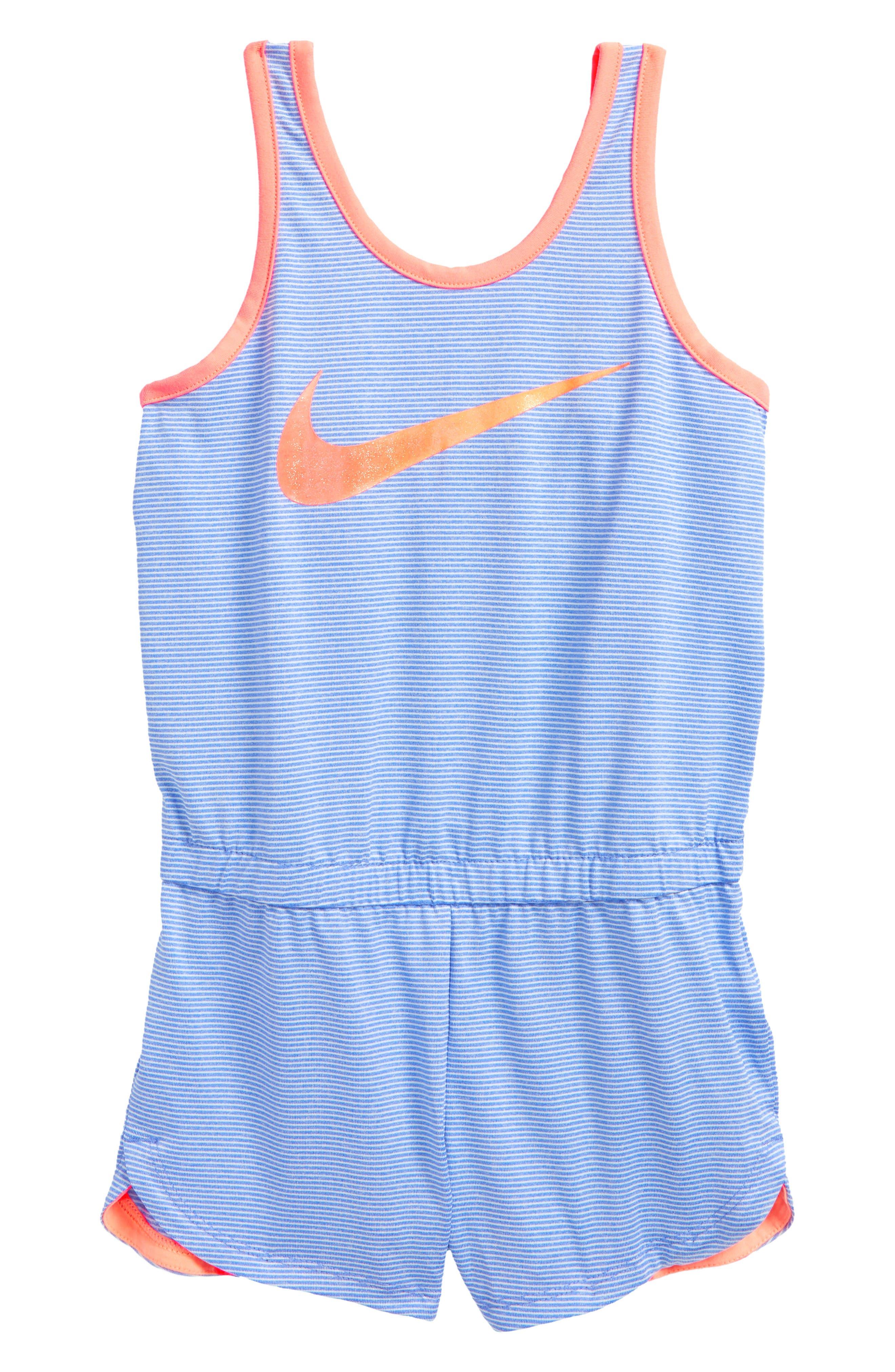 Nike Dri-FIT Sport Romper (Toddler Girls & Little Girls)