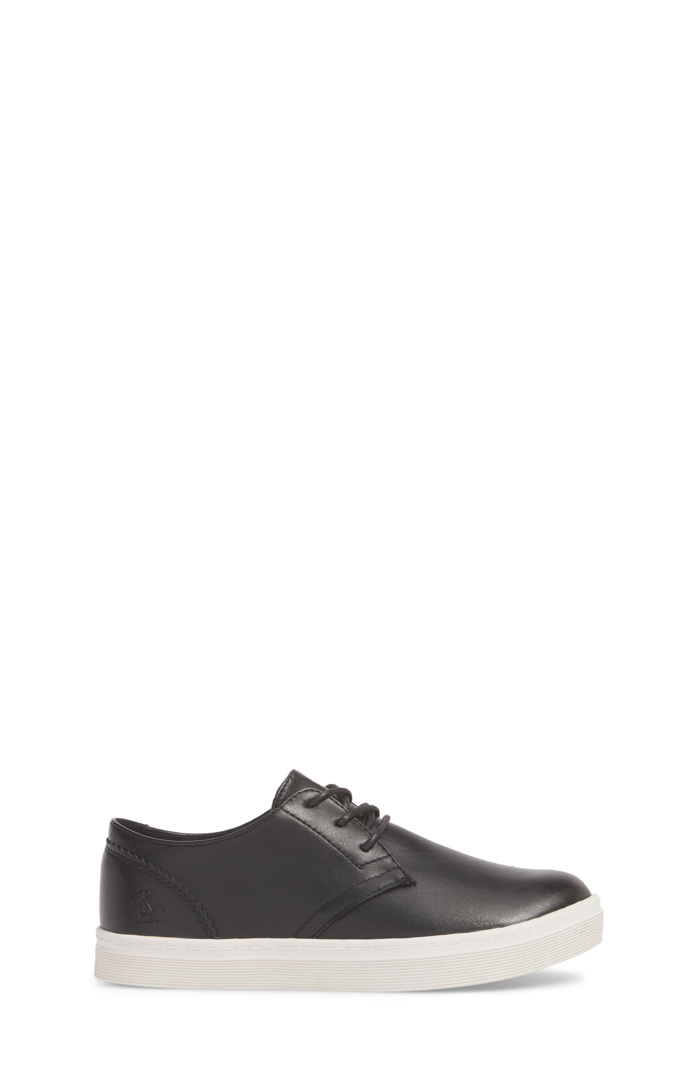 Freeland Sneaker,                             Alternate thumbnail 3, color,                             Black