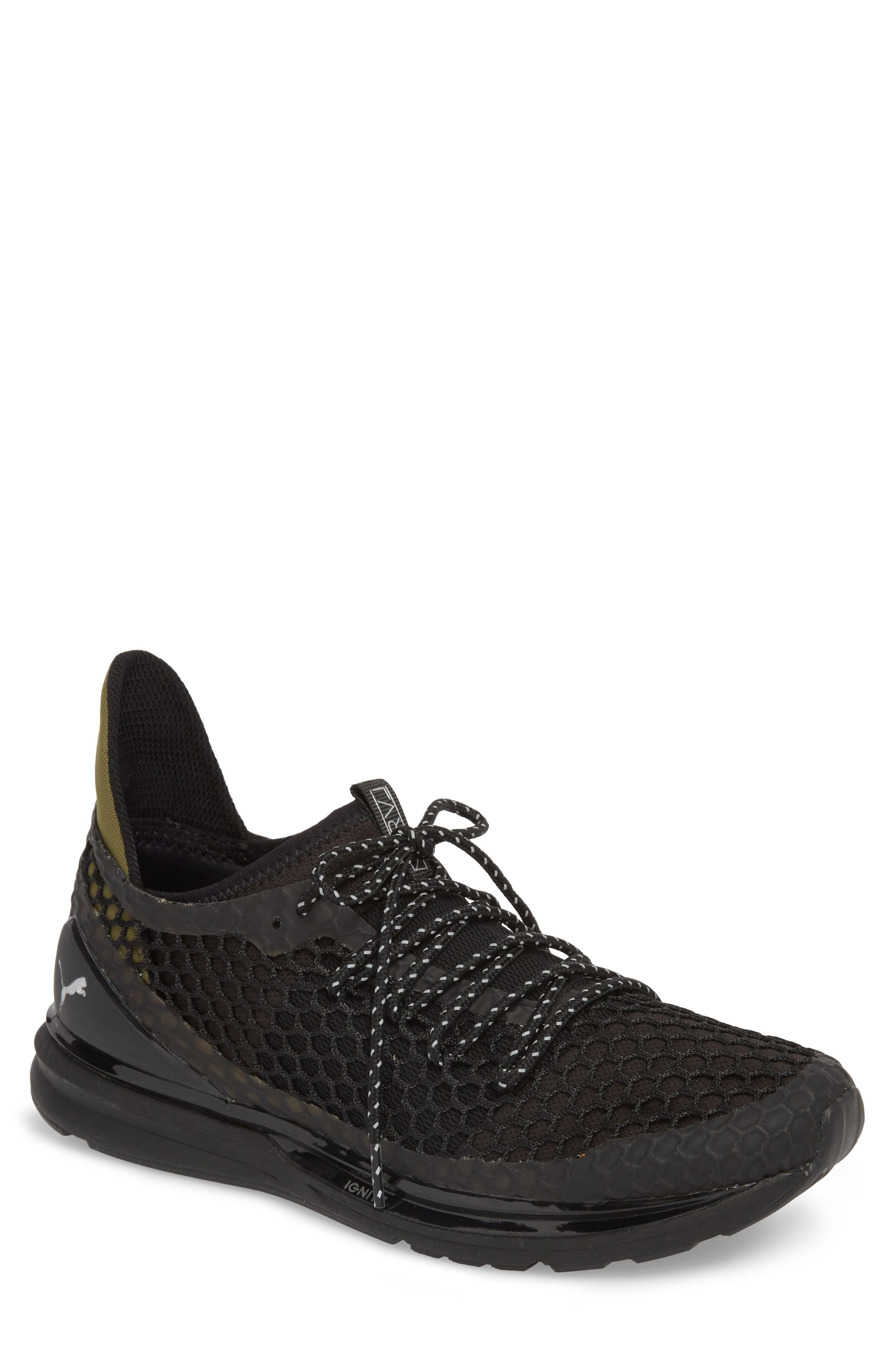 PUMA IGNITE Limitless NETFIT Running Shoe (Men)