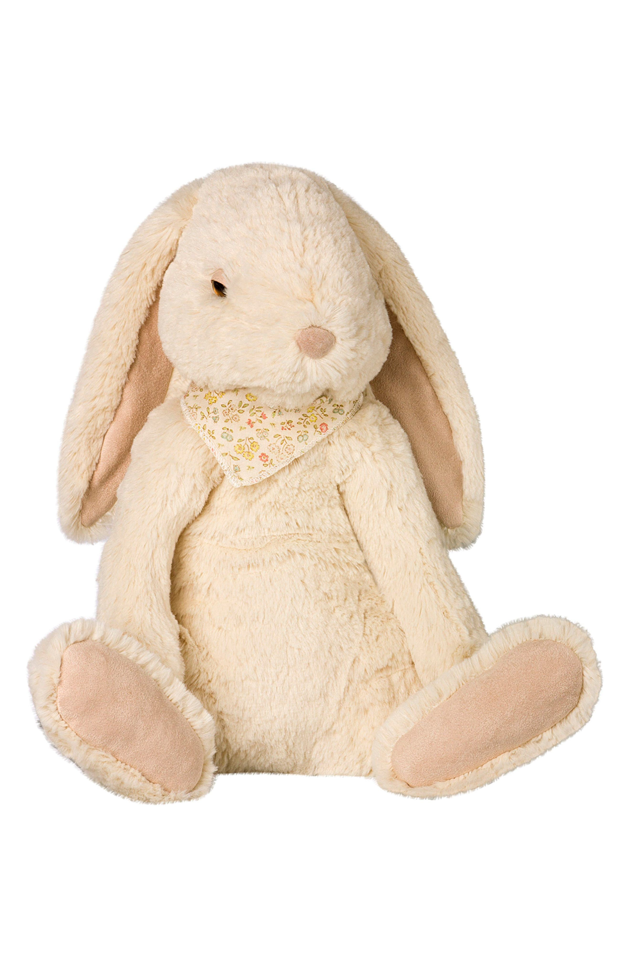 Fluffy Buffy Stuffed Animal,                         Main,                         color, Off White