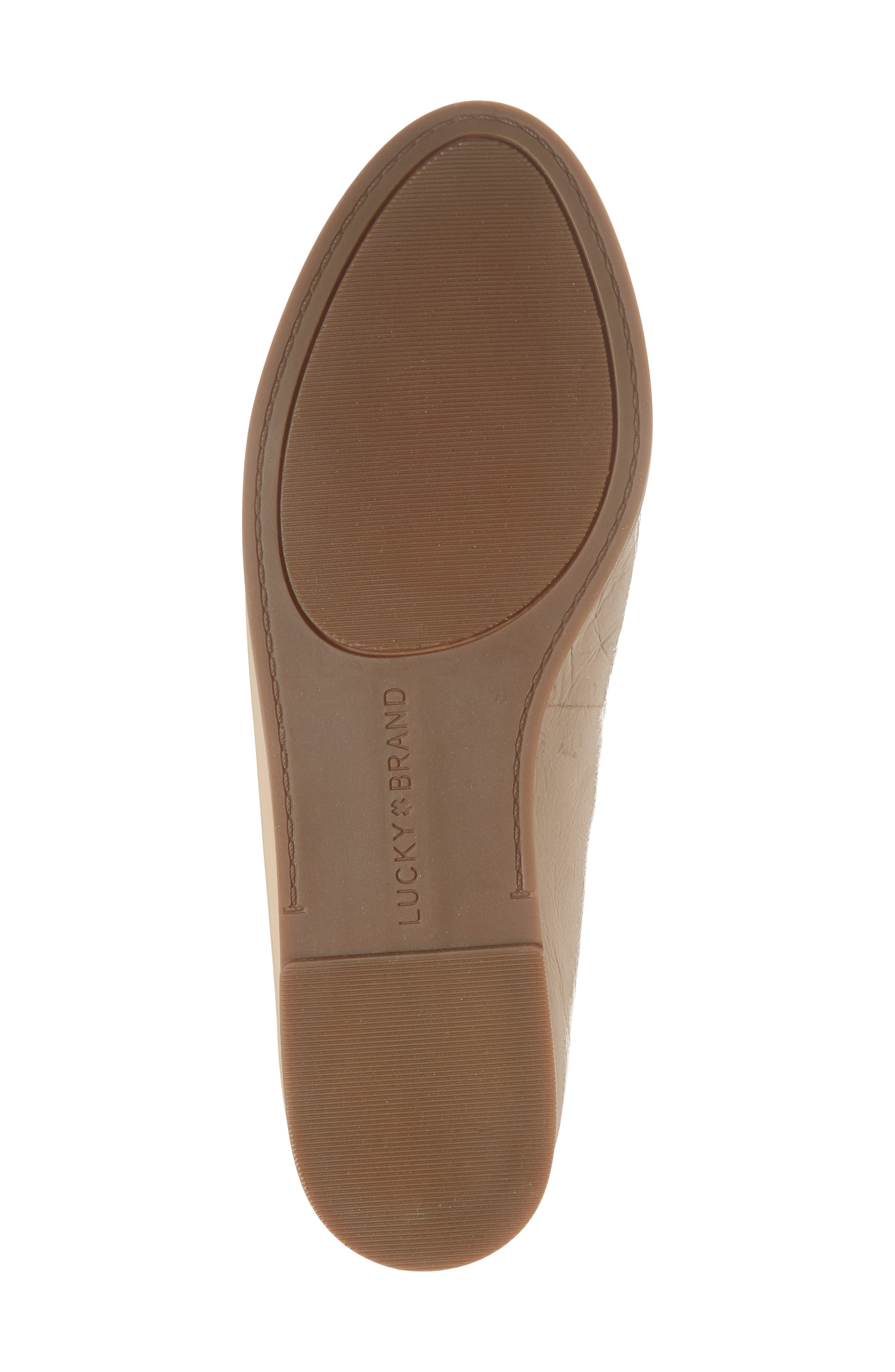 Ceentana Mary Jane Flat,                             Alternate thumbnail 6, color,                             Feather Leather