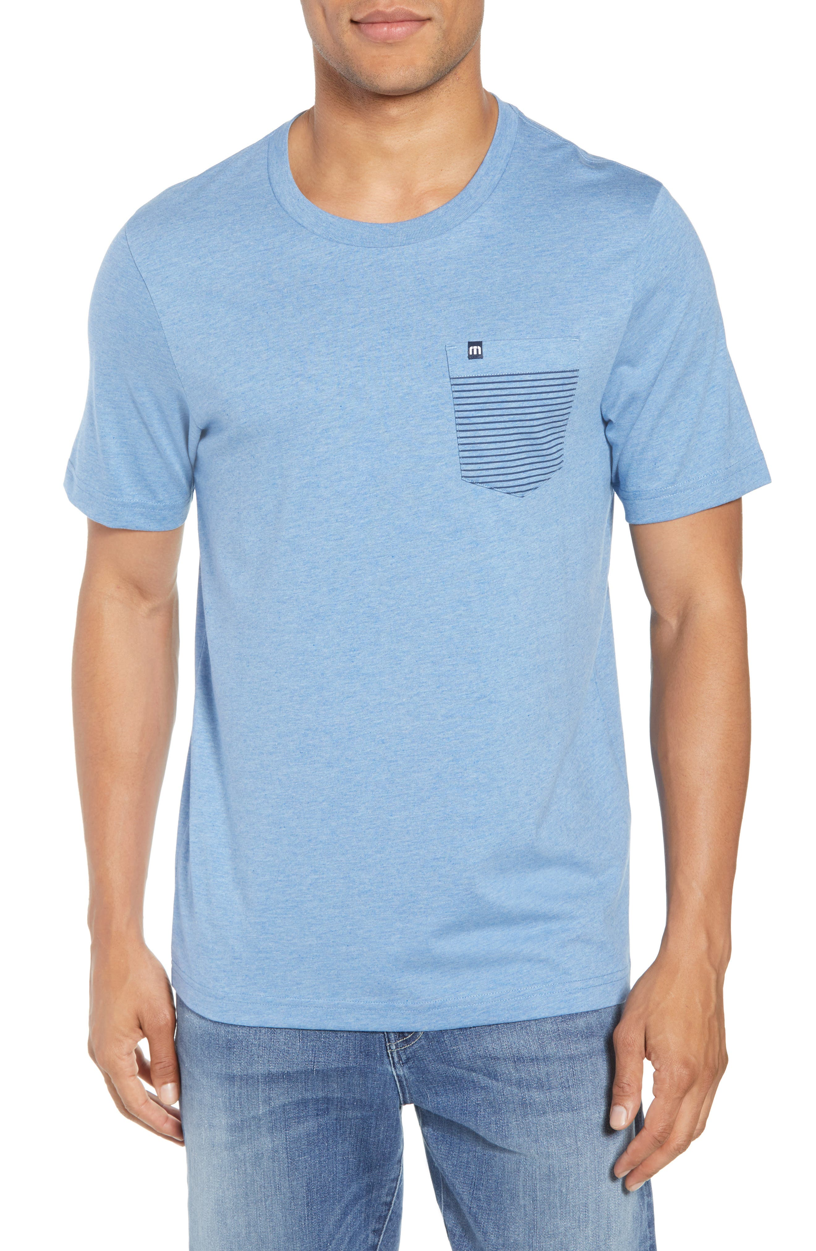 Grand Salami T-Shirt,                         Main,                         color, Heather Blue