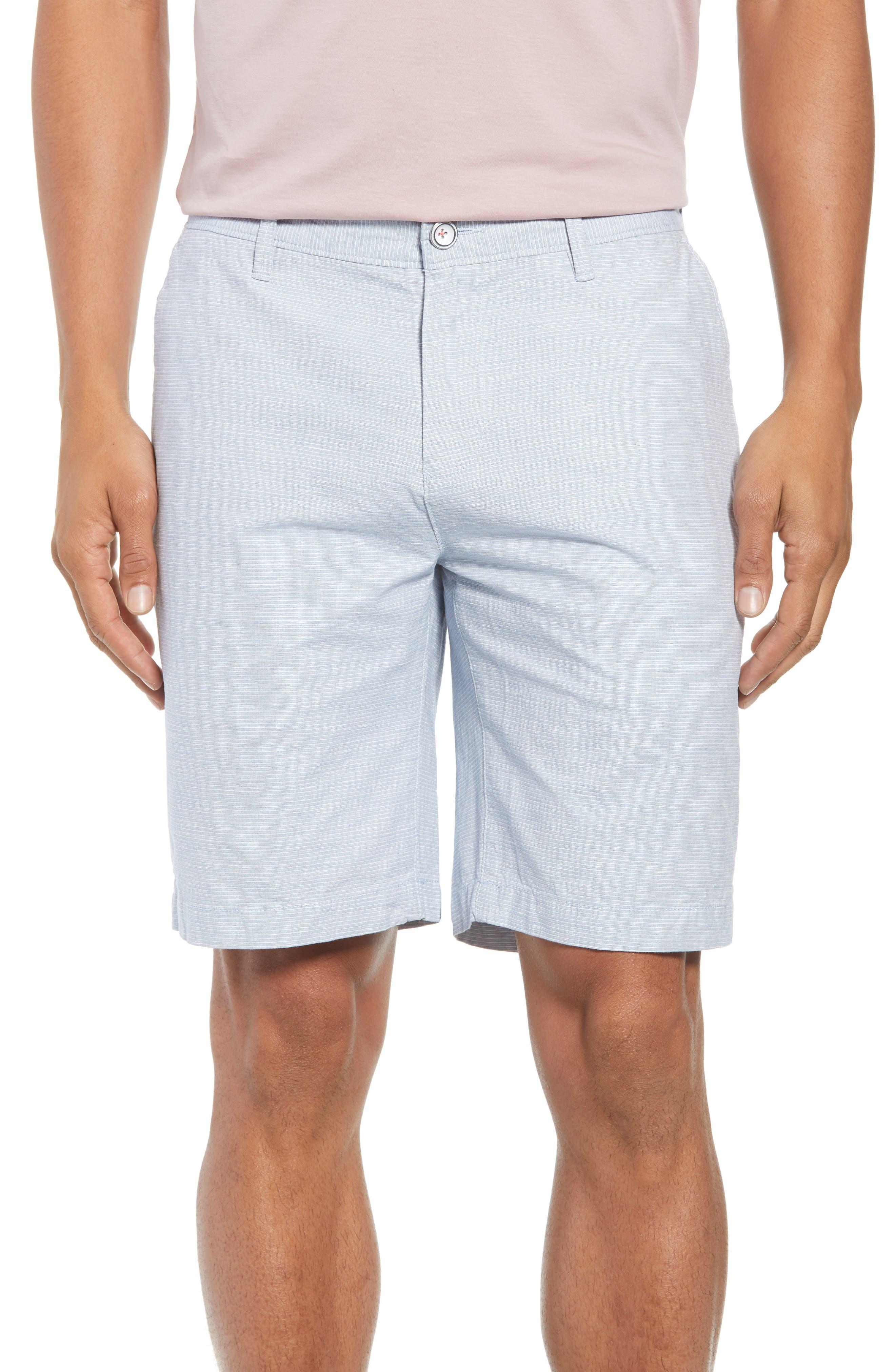 Stoke Valley Shorts,                         Main,                         color, Sky