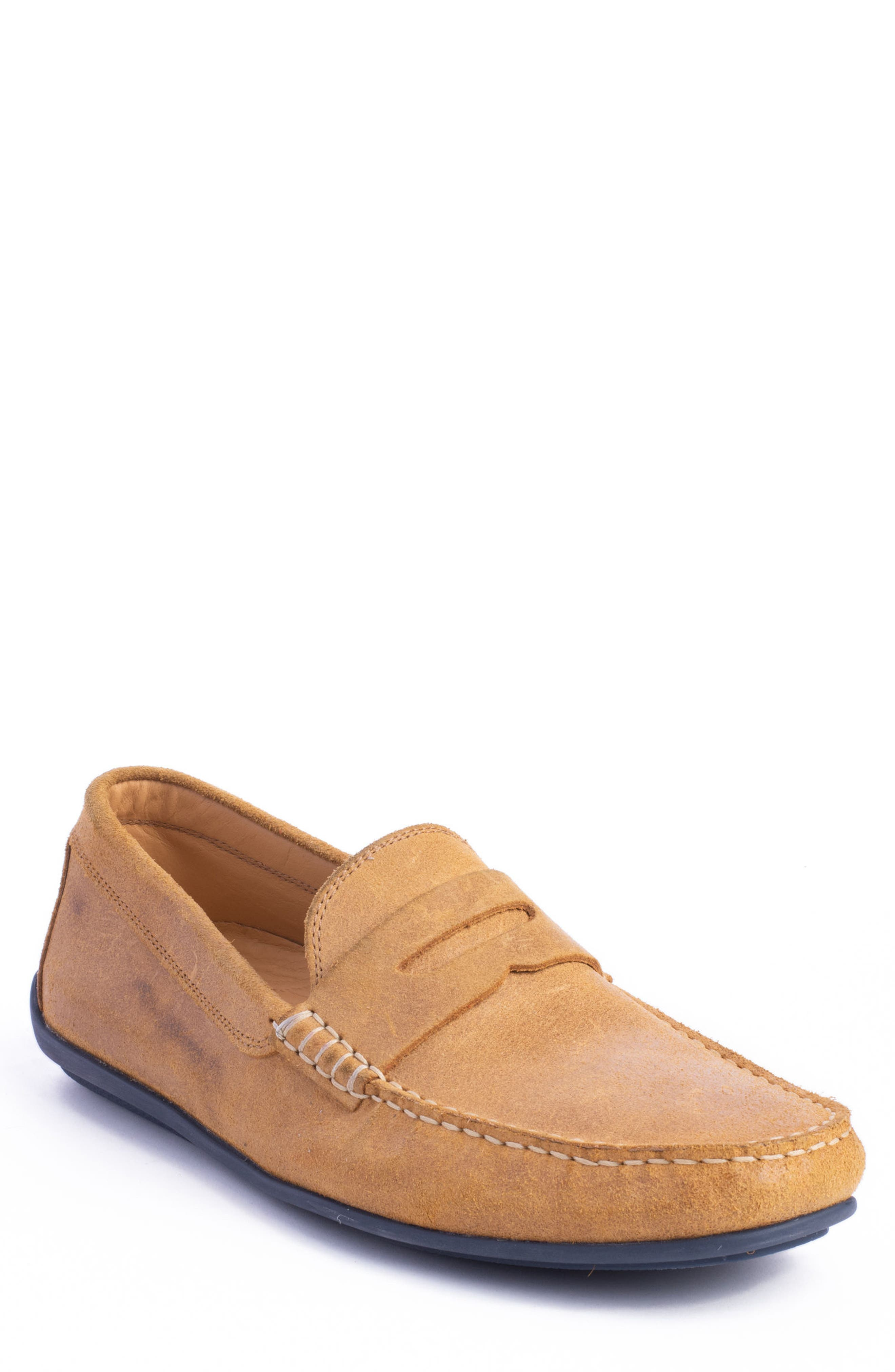 Barretts Penny Loafer,                             Main thumbnail 1, color,                             Tan