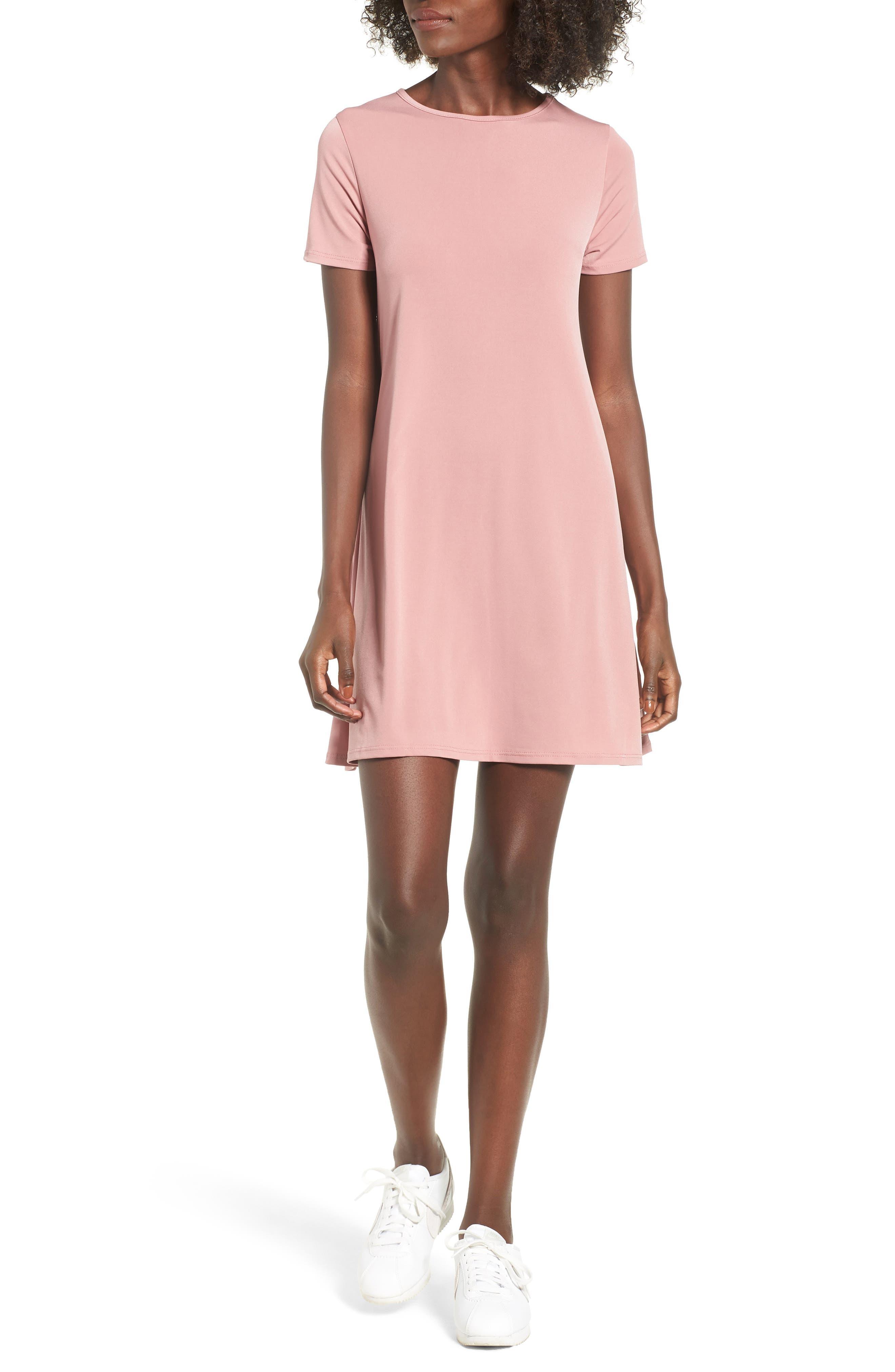 Cotton Emporium Swing T-Shirt Dress