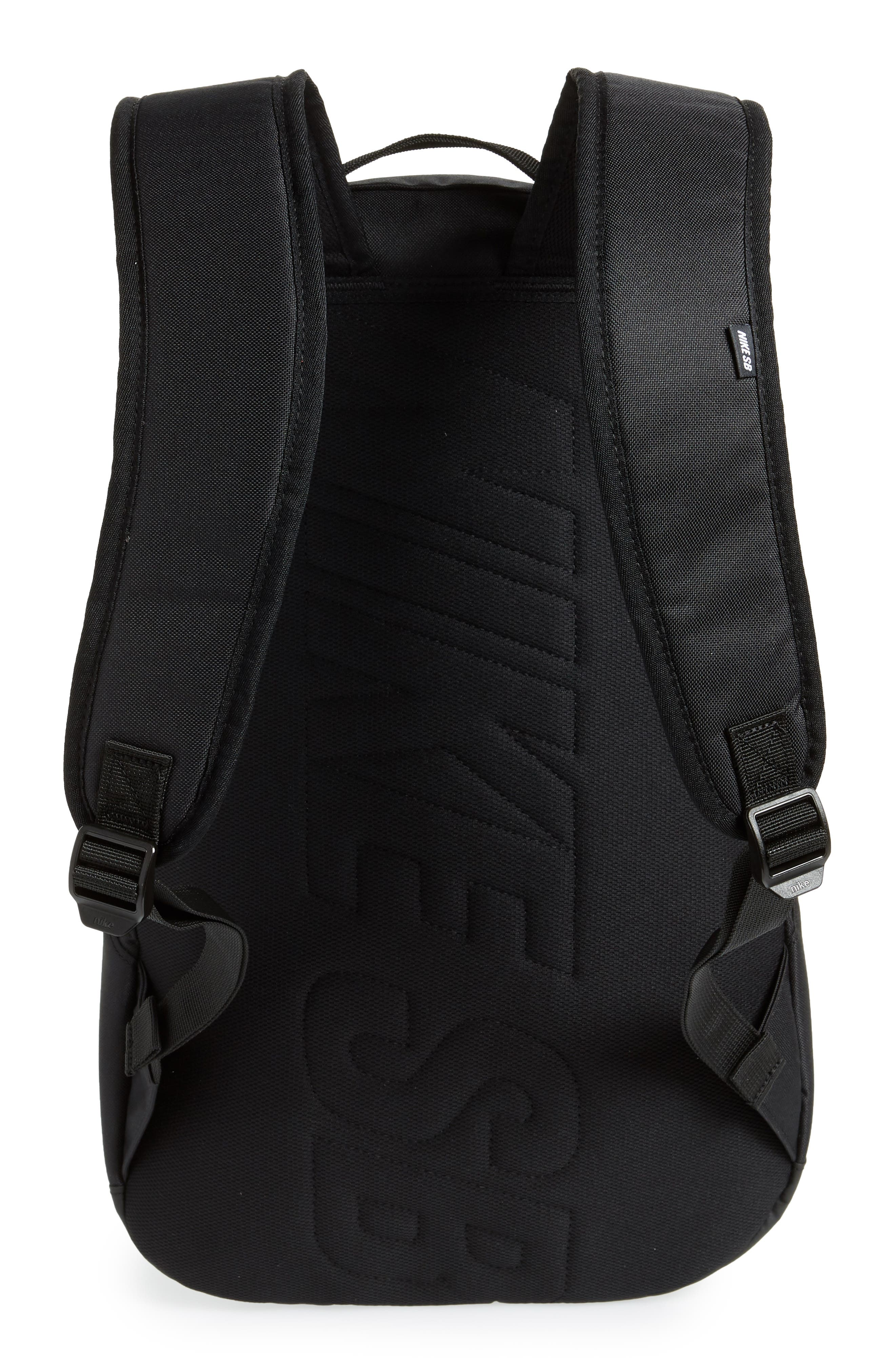 Courthouse Backpack,                             Alternate thumbnail 3, color,                             Black