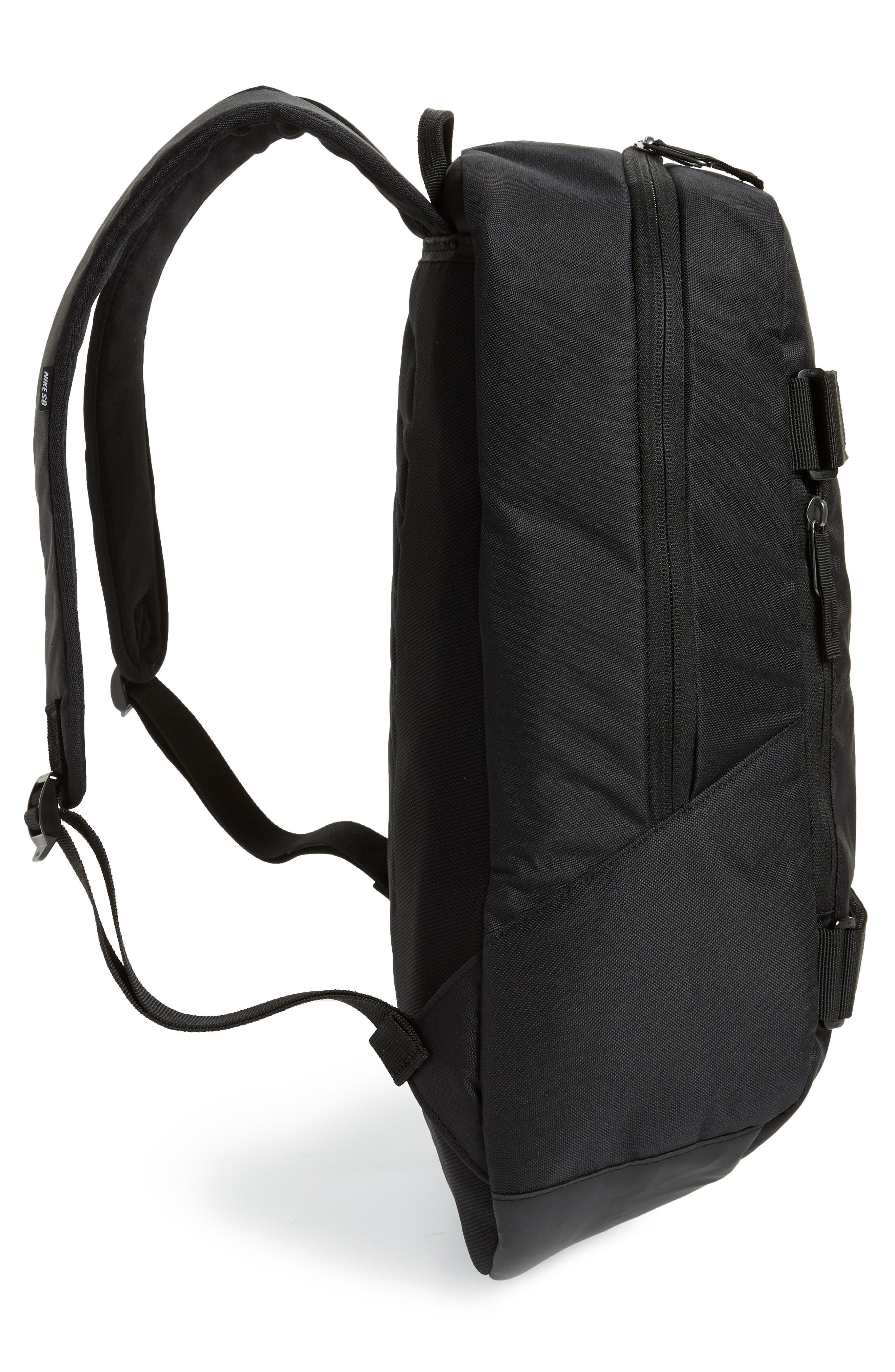 Courthouse Backpack,                             Alternate thumbnail 5, color,                             Black
