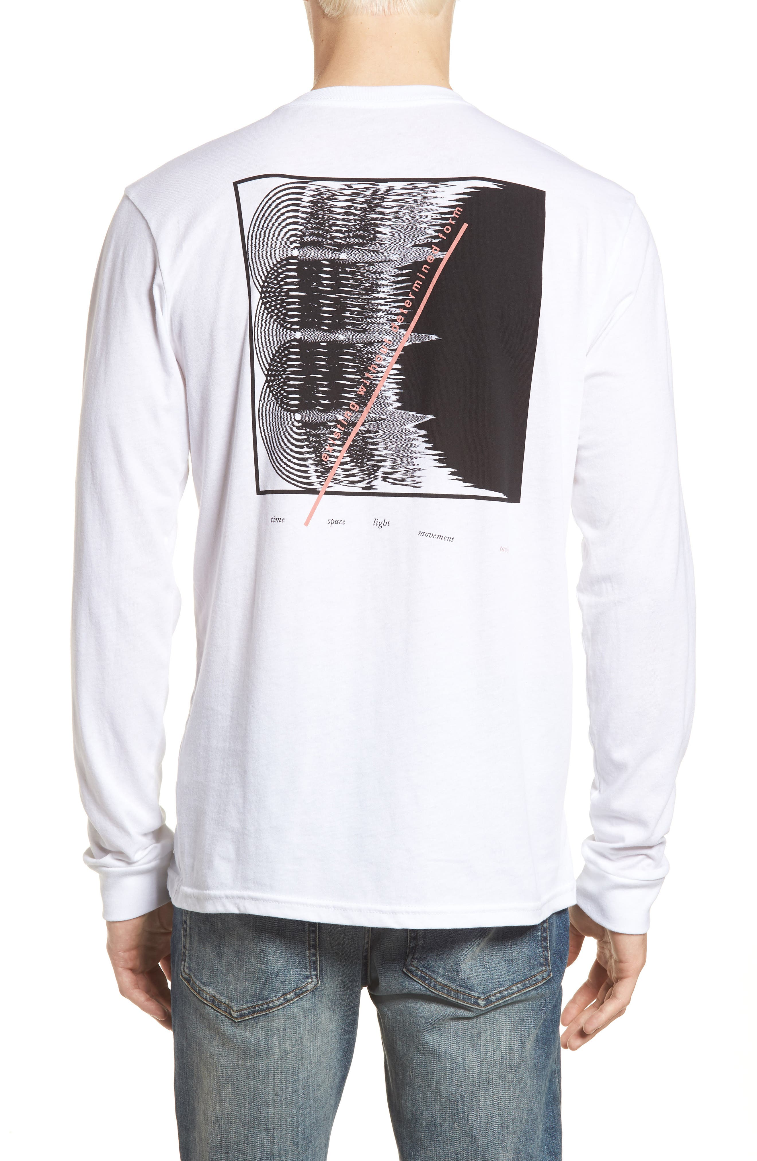 Soto Graphic T-Shirt,                             Alternate thumbnail 2, color,                             White