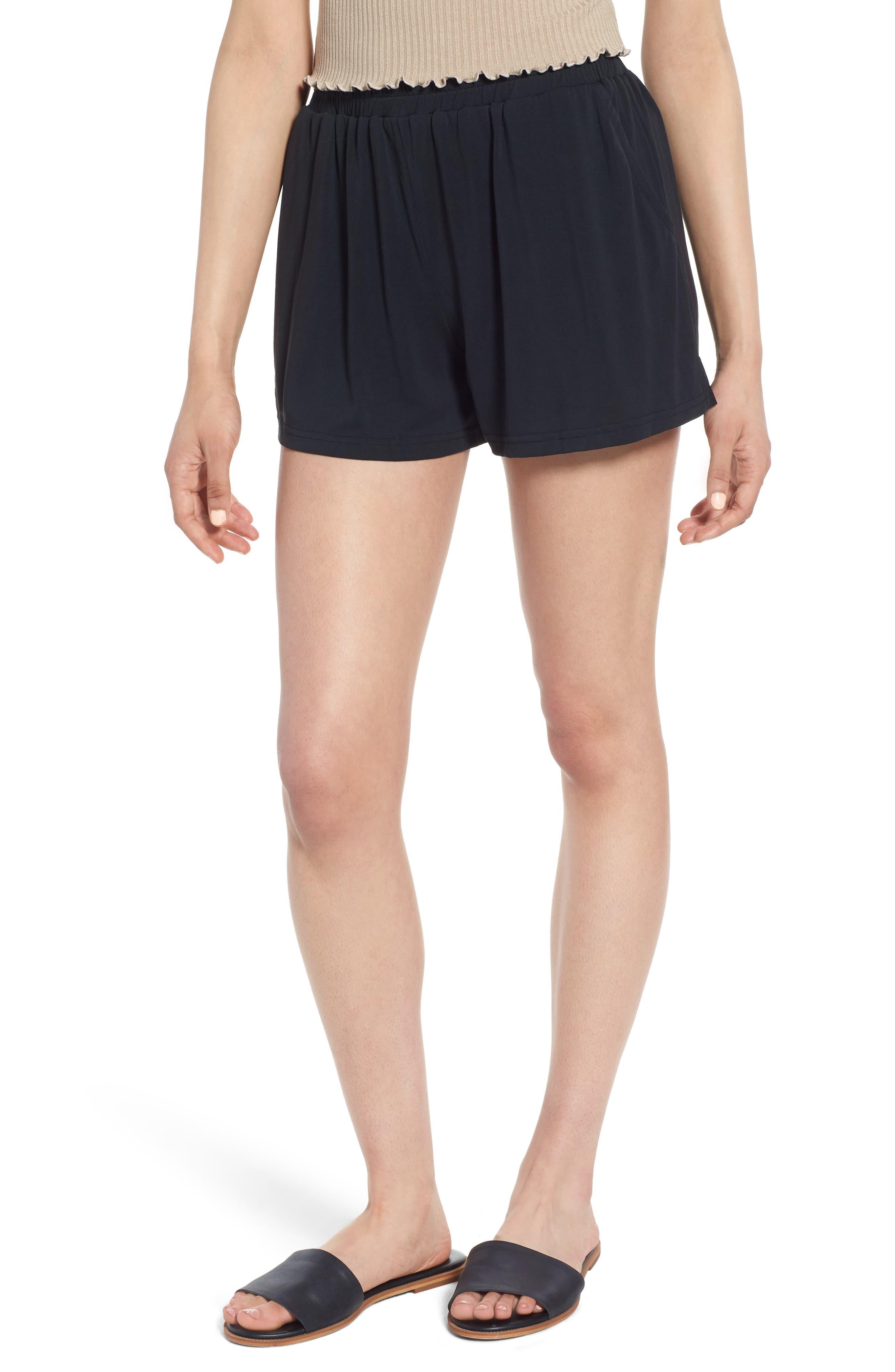 Laguna Shorts,                             Main thumbnail 1, color,                             Black