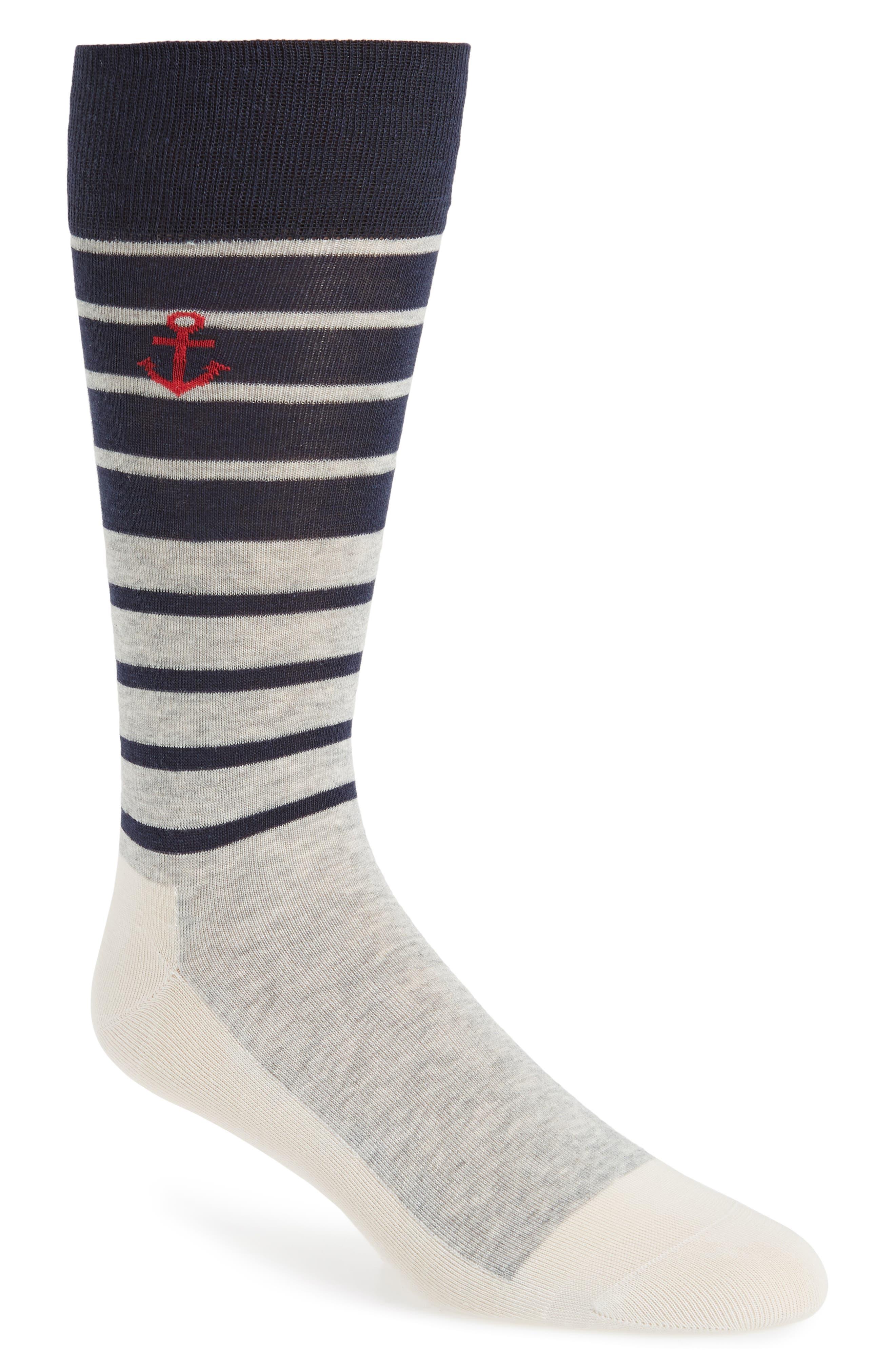 Cole Haan Stripe Socks