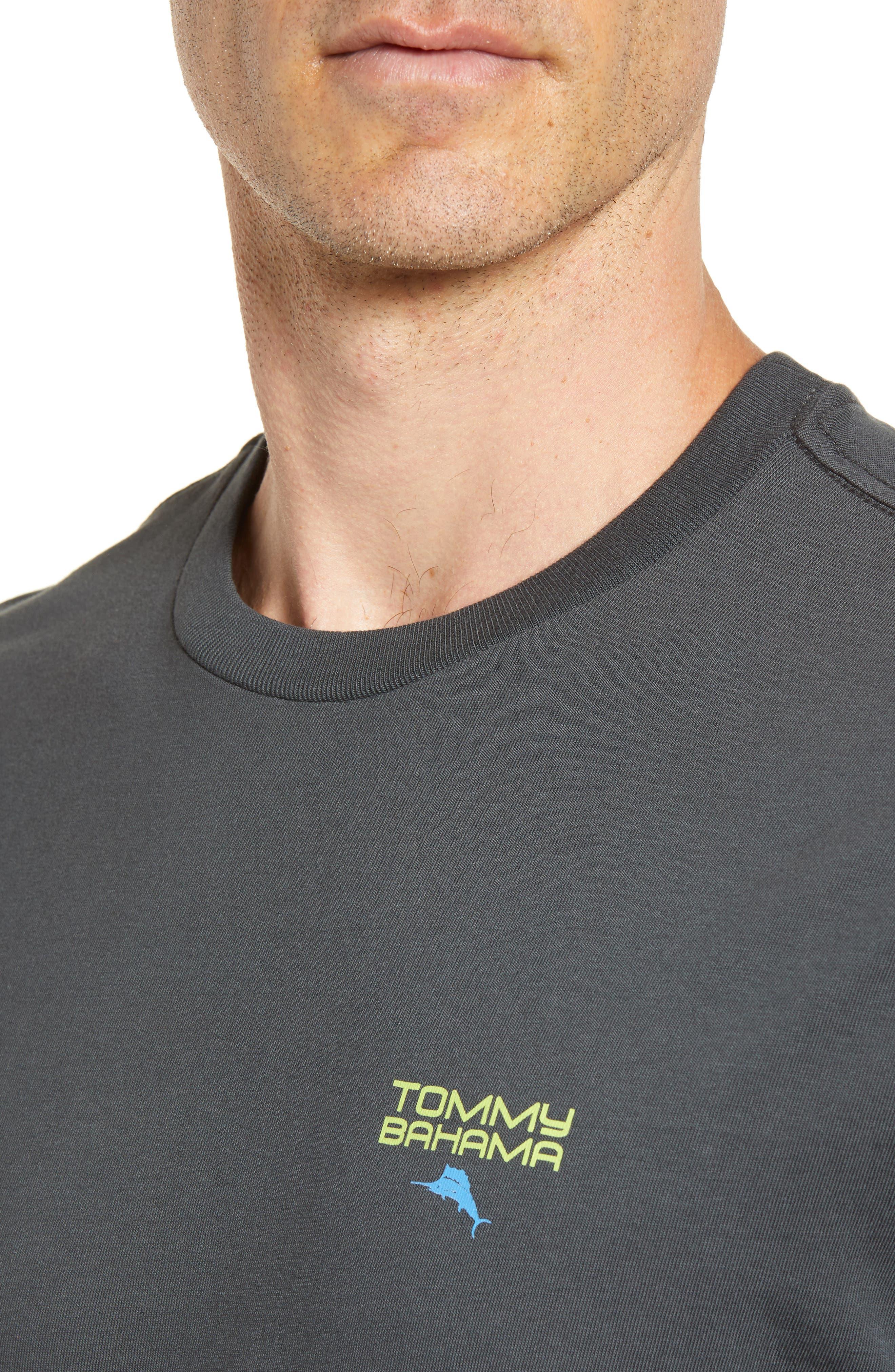 Digital T-Shirt,                             Alternate thumbnail 4, color,                             Coal