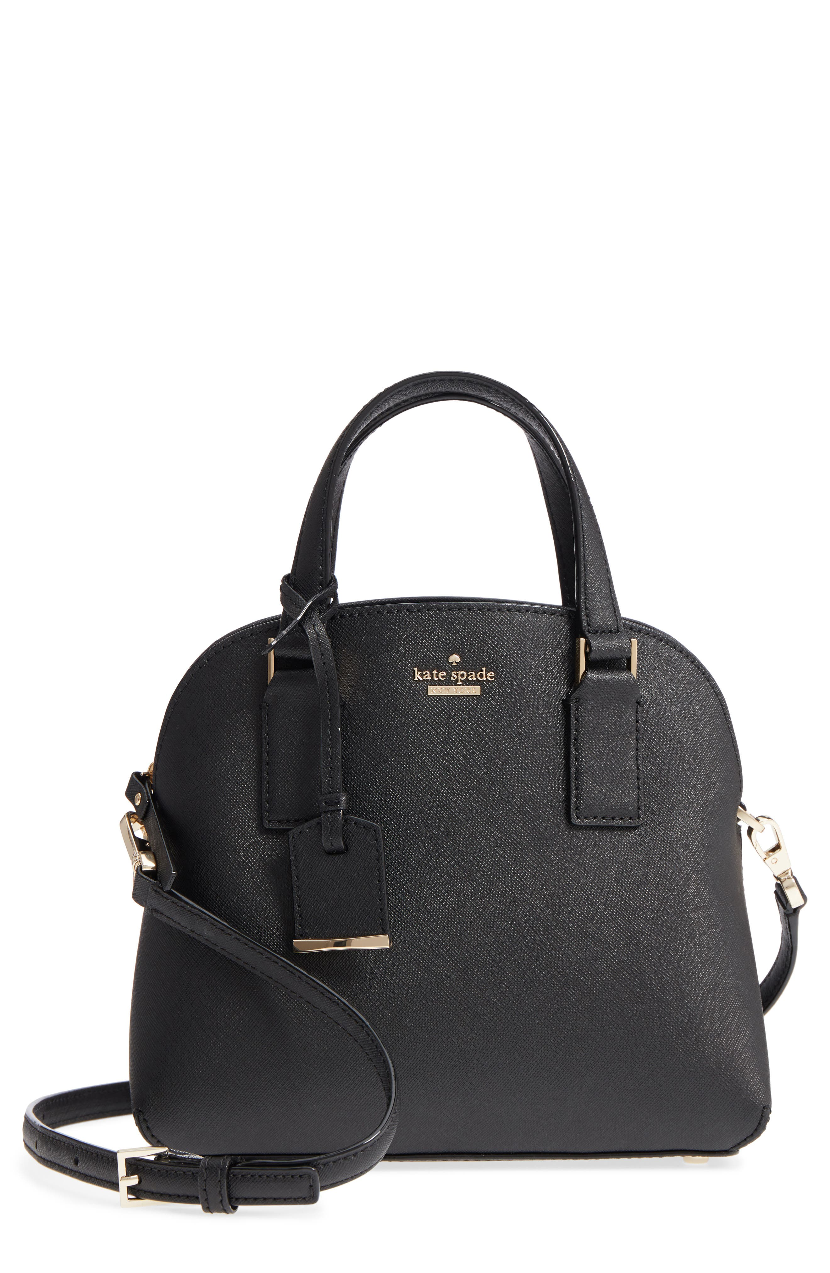 kate spade new york cameron street small lottie leather bag