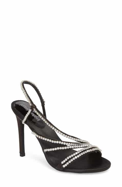 Jeffrey Campbell Lilian Embellished Strappy Sandal (Women)