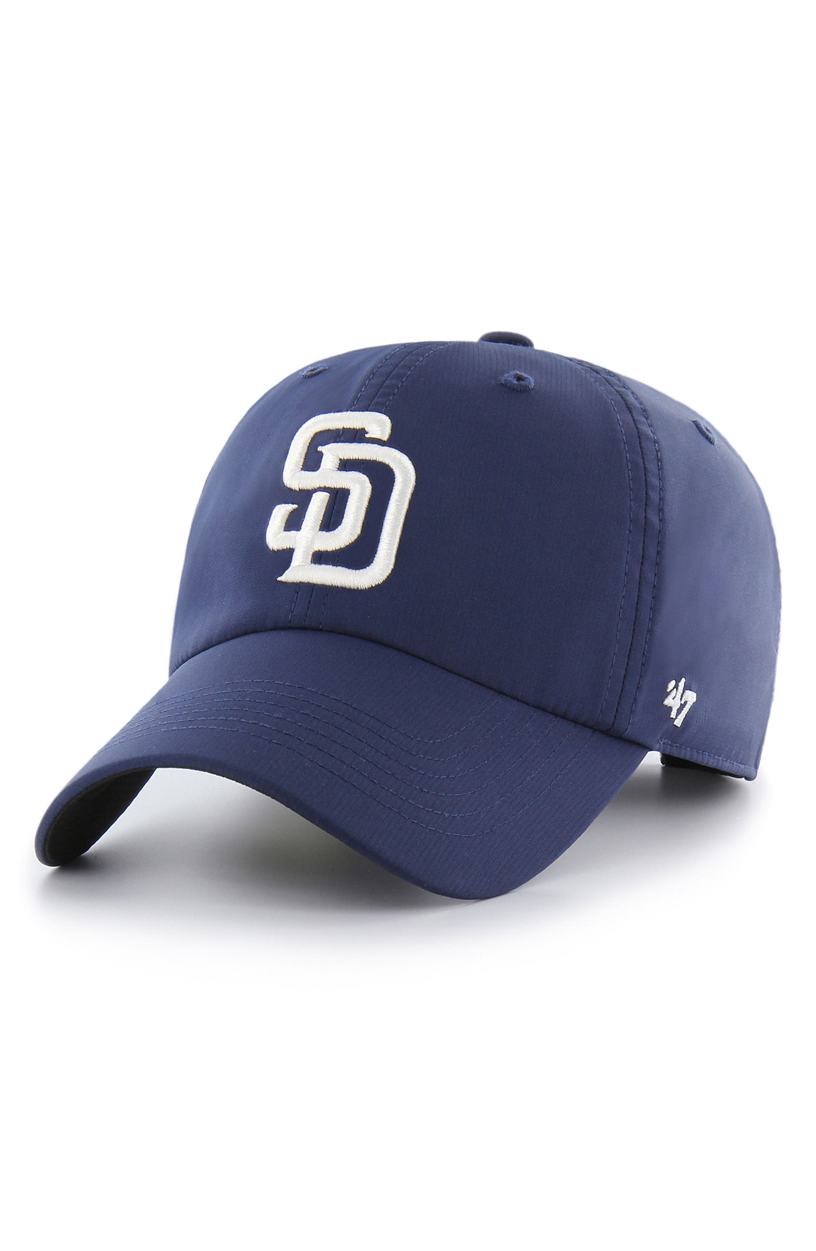 MLB - Repetition Ball Cap,                         Main,                         color, San Diego Padres