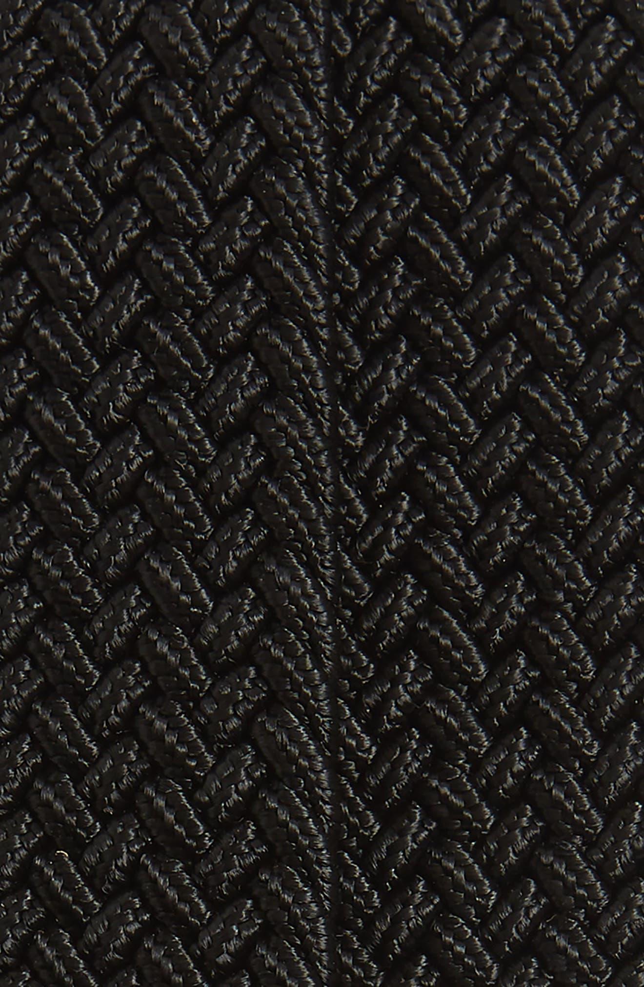 Shane Woven Belt,                             Alternate thumbnail 2, color,                             Black