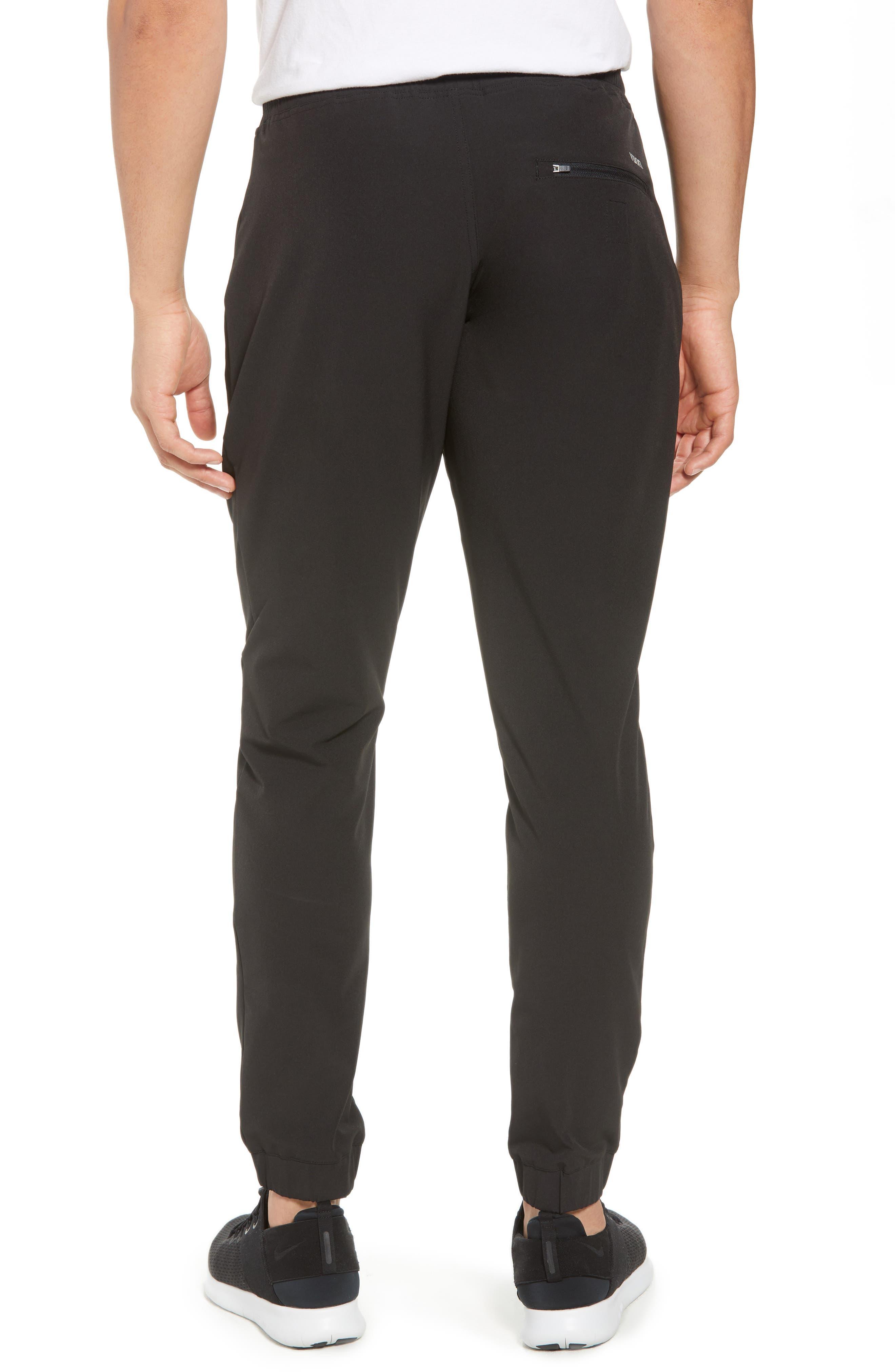 Transit Jogger Pants,                             Alternate thumbnail 2, color,                             Black