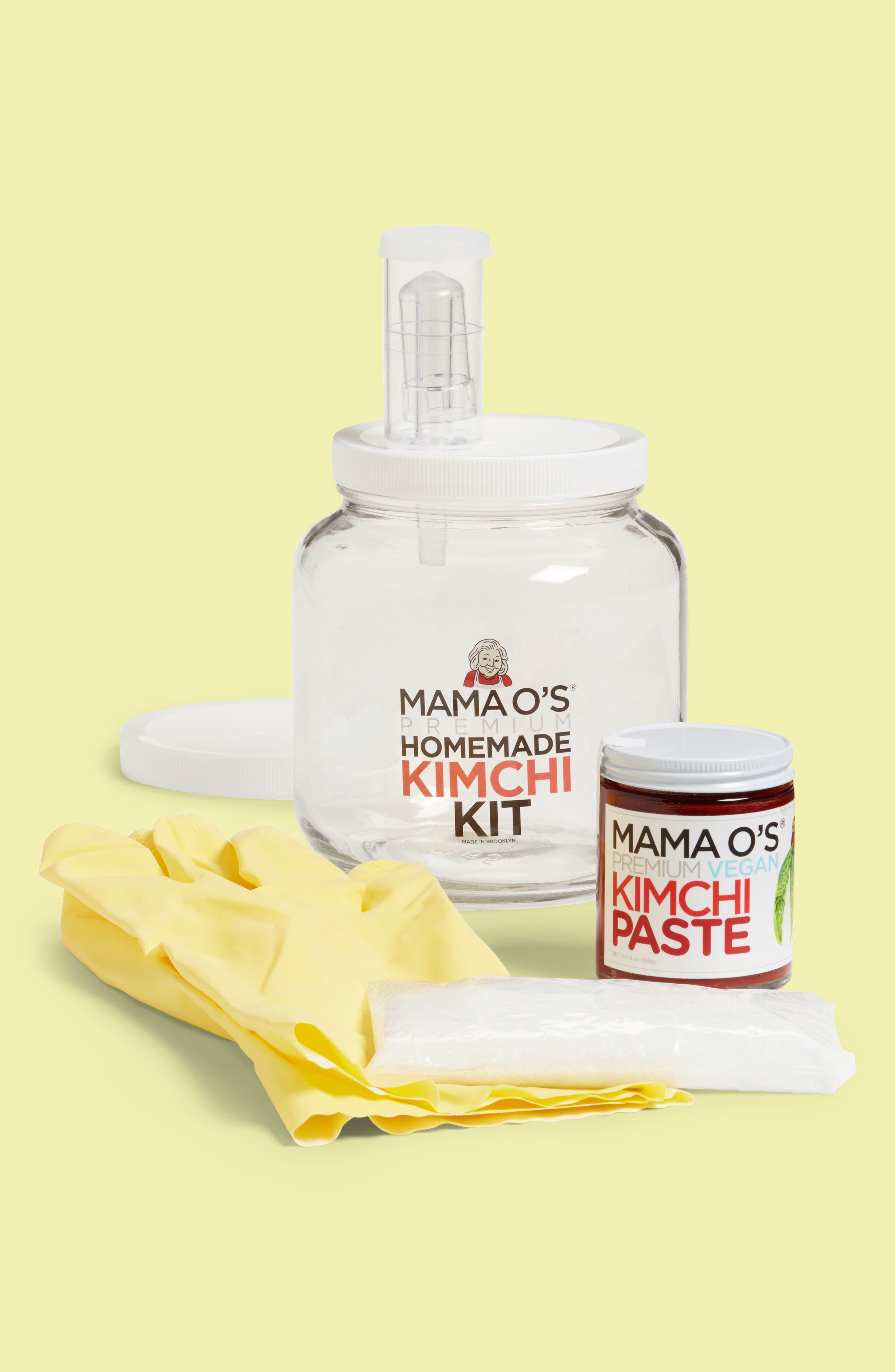 Mama O's Premium Kimchi Premium Homemade Kimchi Kit