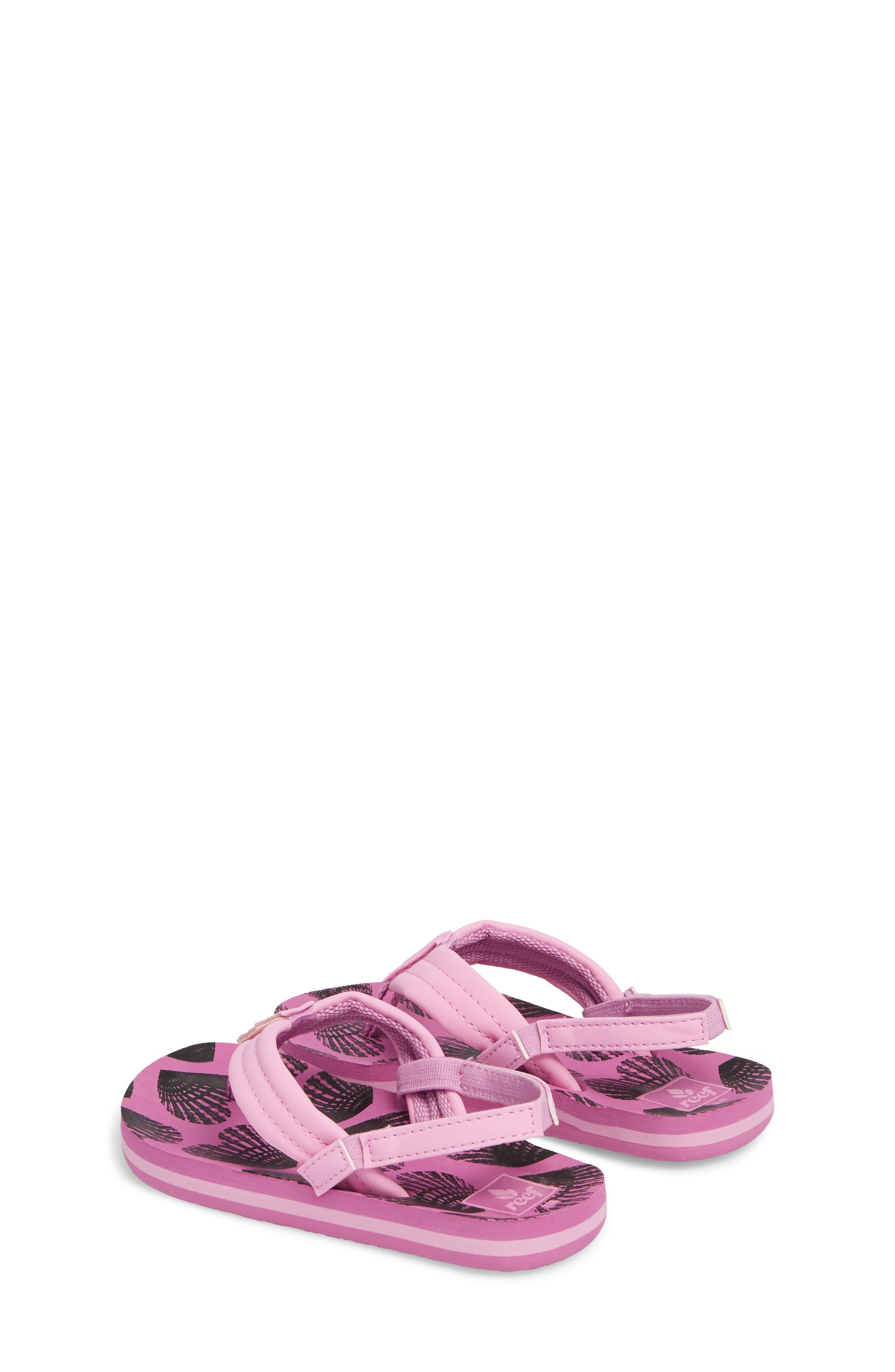 Little Ahi Sandal,                             Alternate thumbnail 2, color,                             Purple