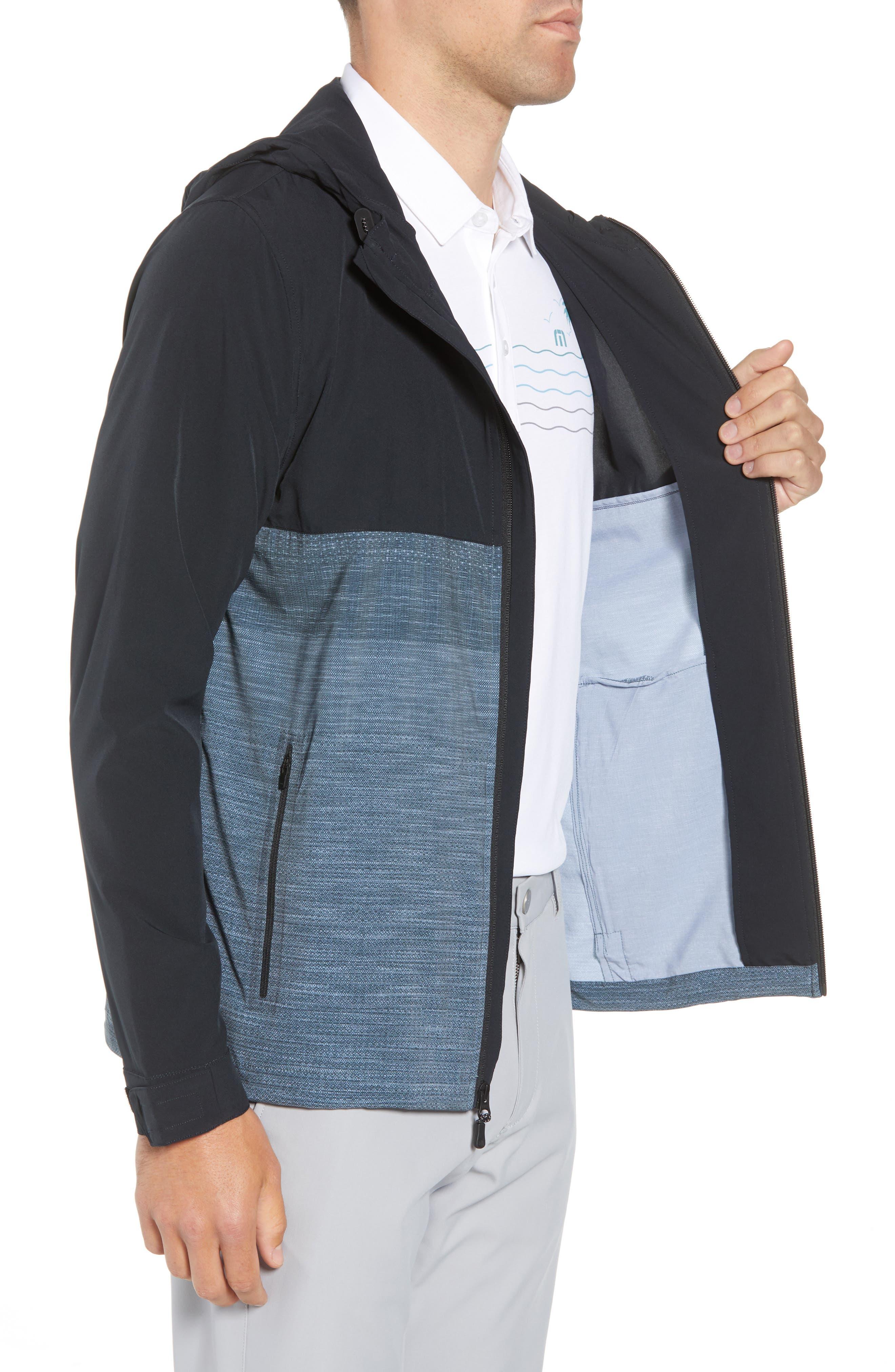 The Crux Jacket,                             Alternate thumbnail 3, color,                             Black