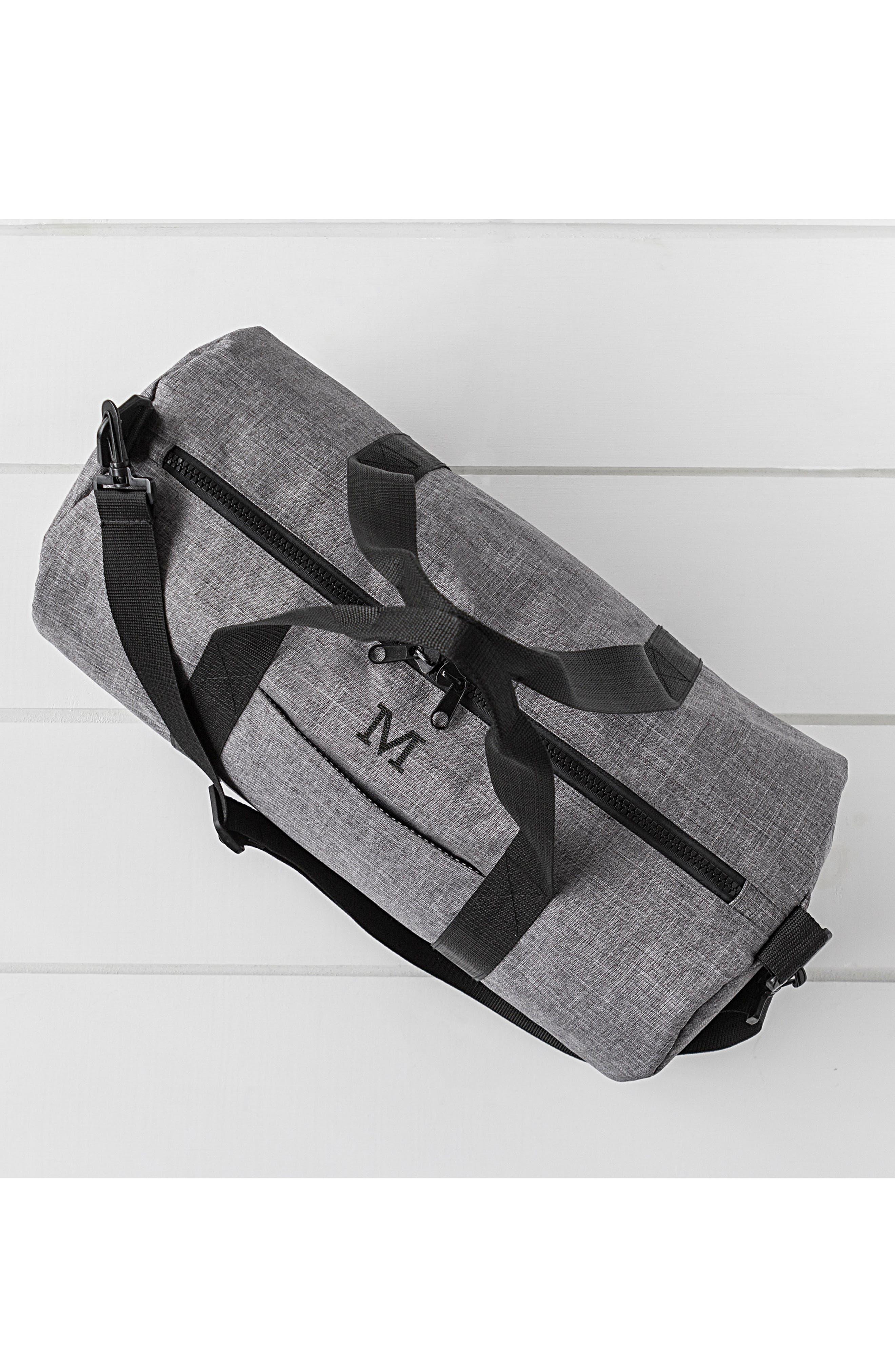 Monogram Duffel Bag,                             Alternate thumbnail 4, color,
