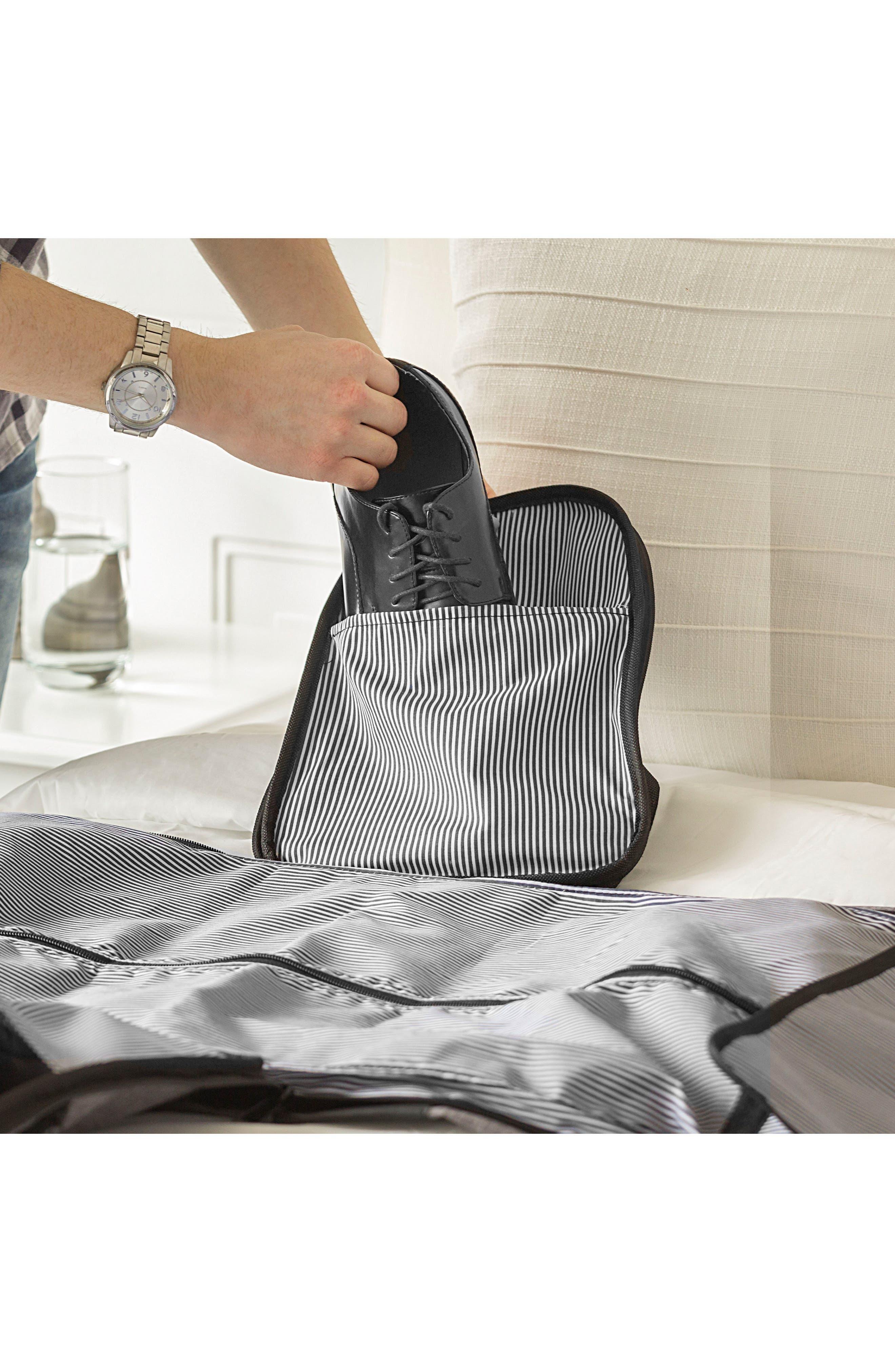 Monogram Duffel/Garment Bag,                             Alternate thumbnail 5, color,