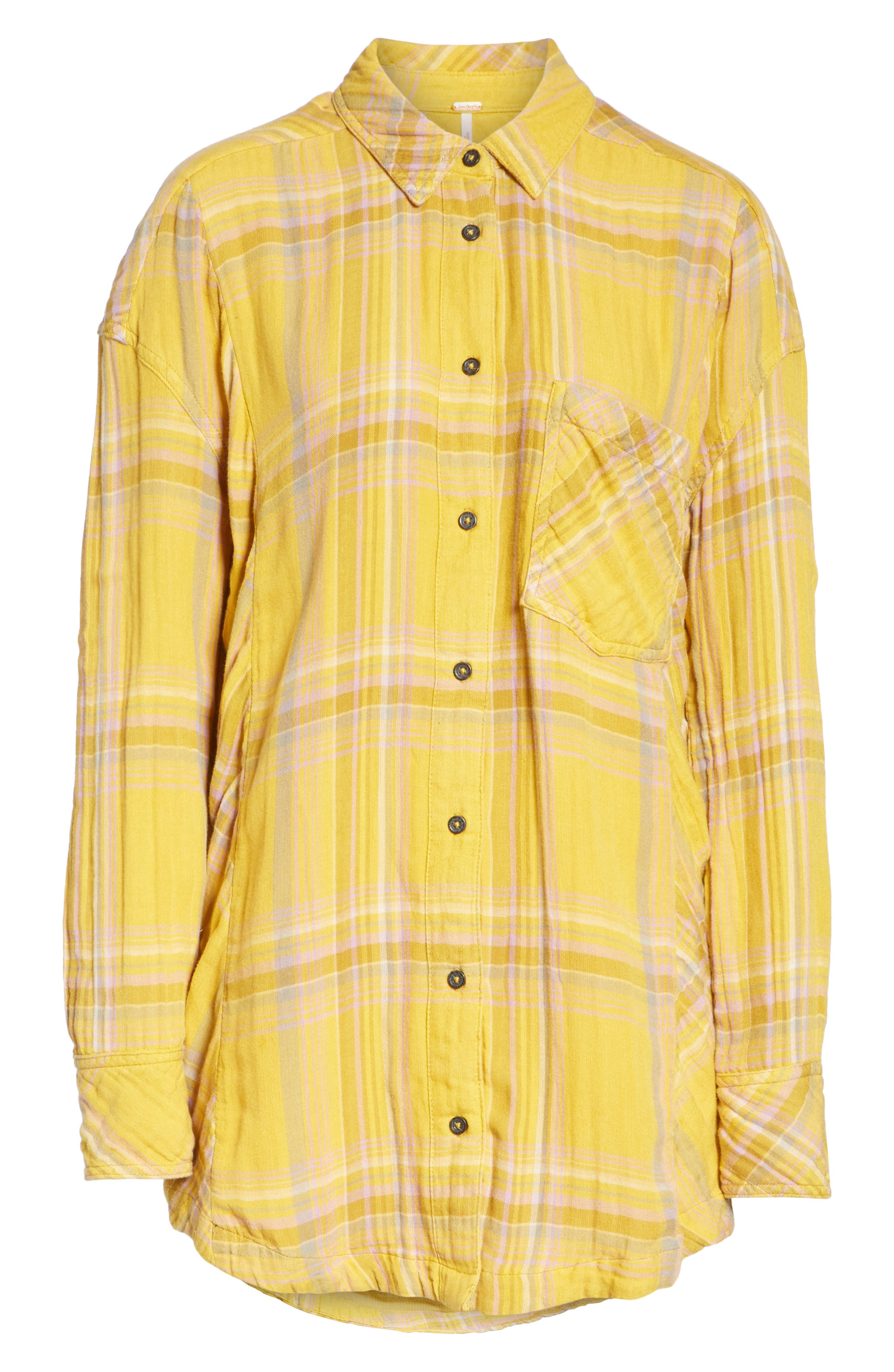 Nordic Day Top,                         Main,                         color, Yellow