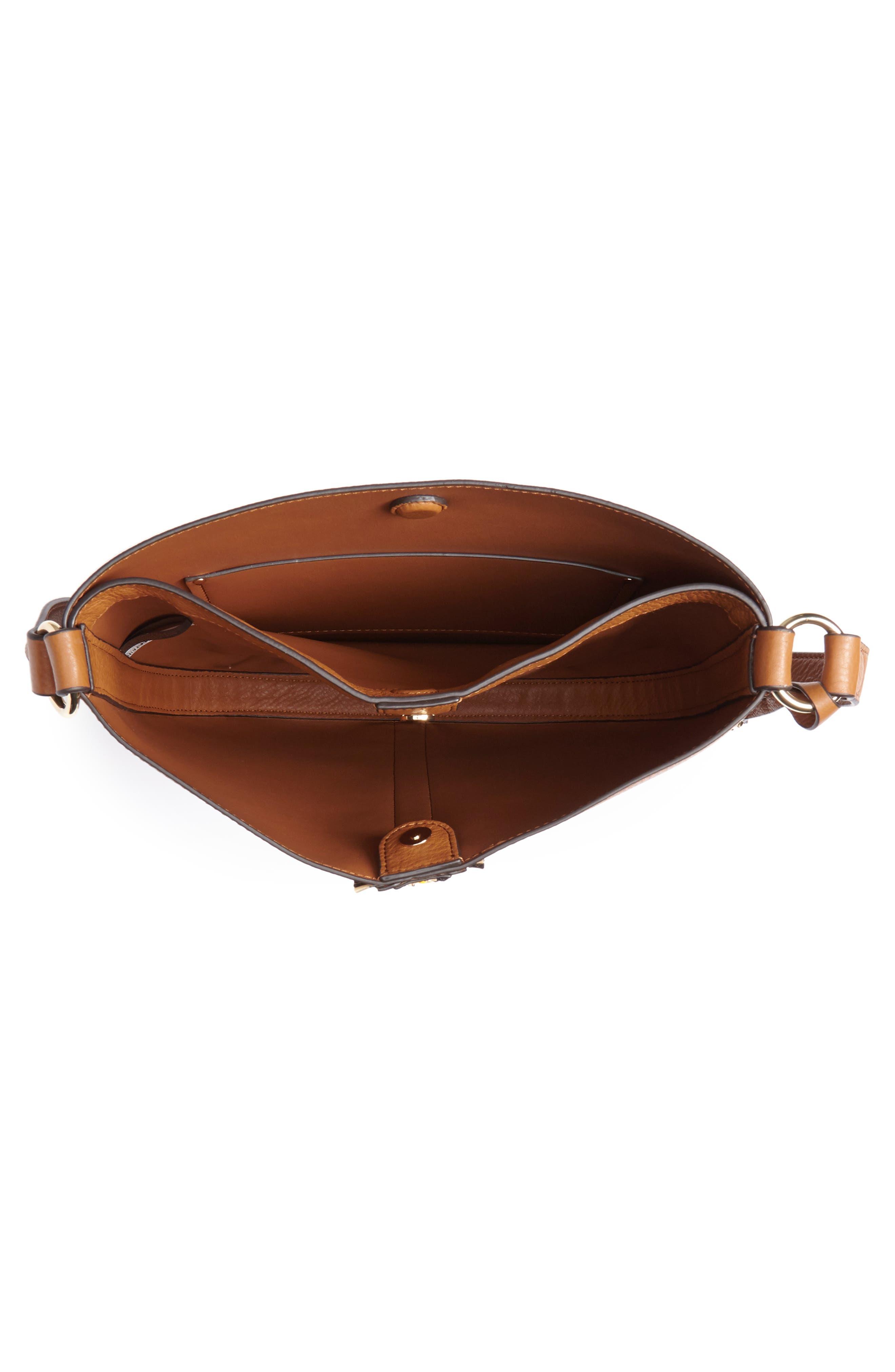 Crossbody Bag,                             Alternate thumbnail 4, color,                             Spiced Brown