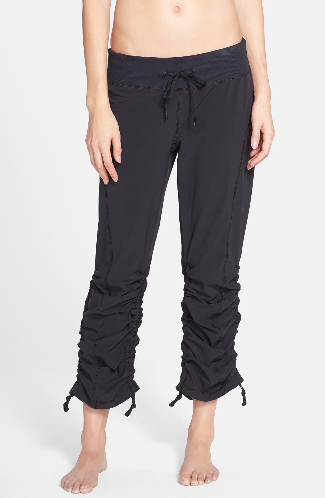 'Work It' Pants,                         Main,                         color, Black