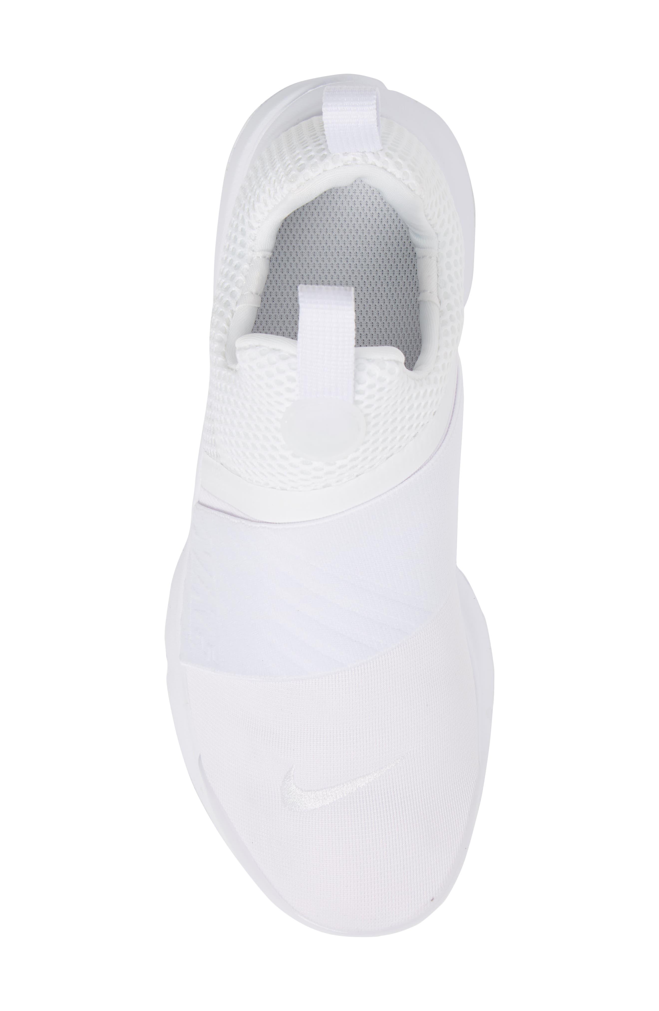 Presto Extreme Sneaker,                             Alternate thumbnail 5, color,                             White/ White/ White